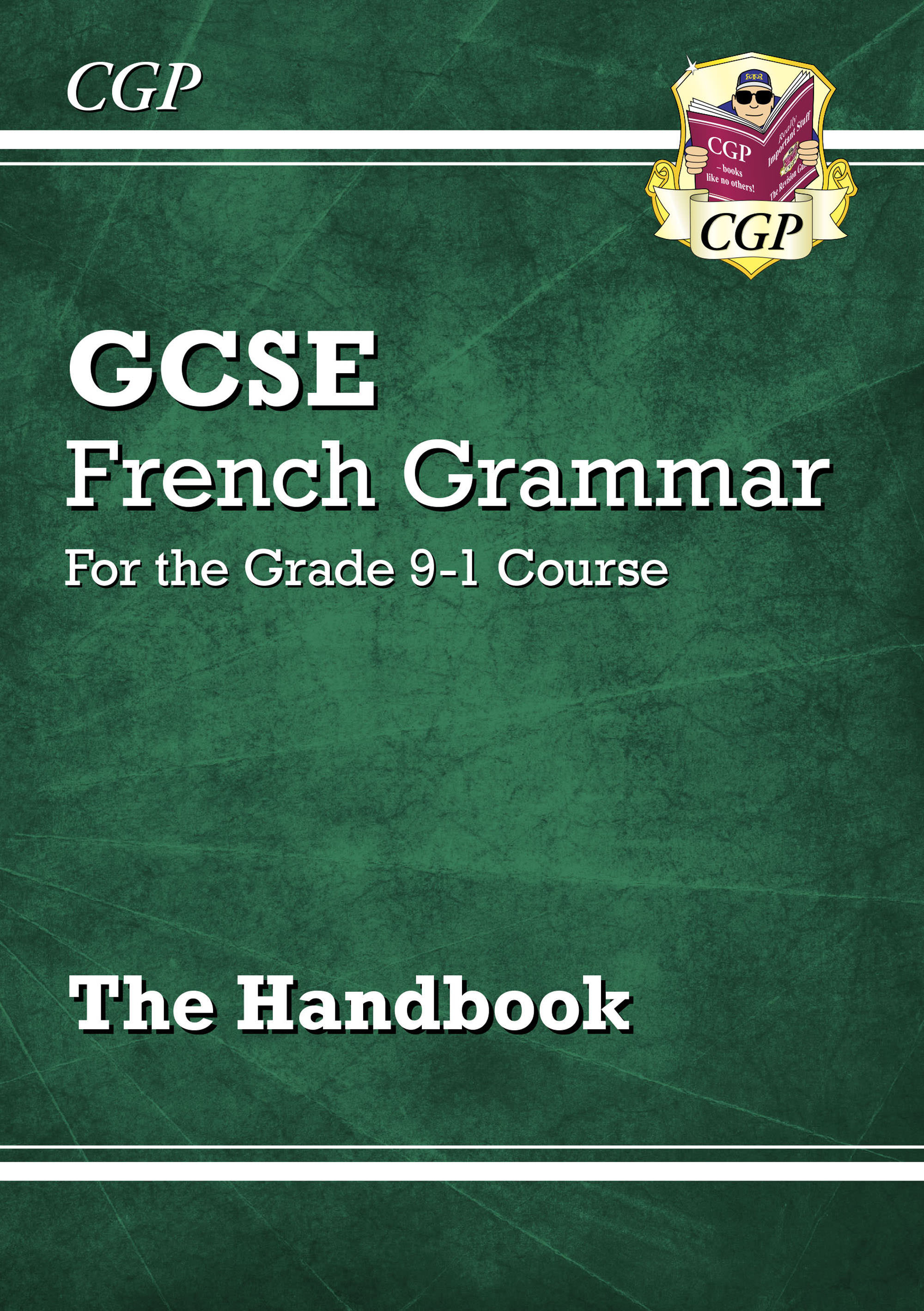 FGR42DK - New GCSE French Grammar Handbook - for the Grade 9-1 Course