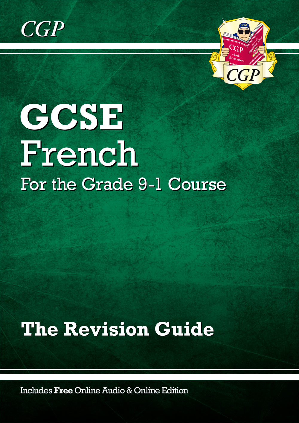 FHR44 - New GCSE French Revision Guide - for the Grade 9-1 Course (with Online Edition)