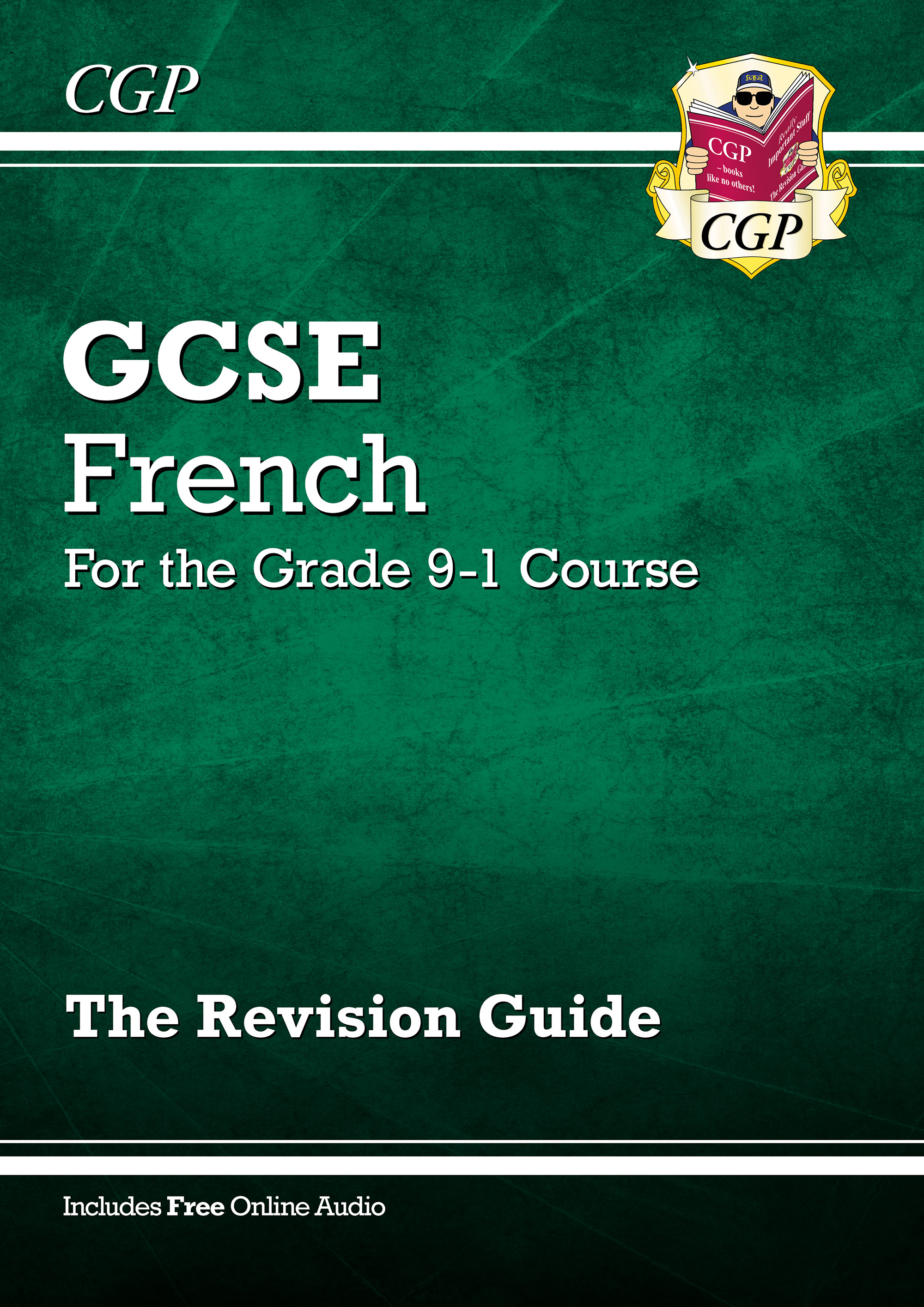 FHR44DK - New GCSE French Revision Guide - for the Grade 9-1 Course