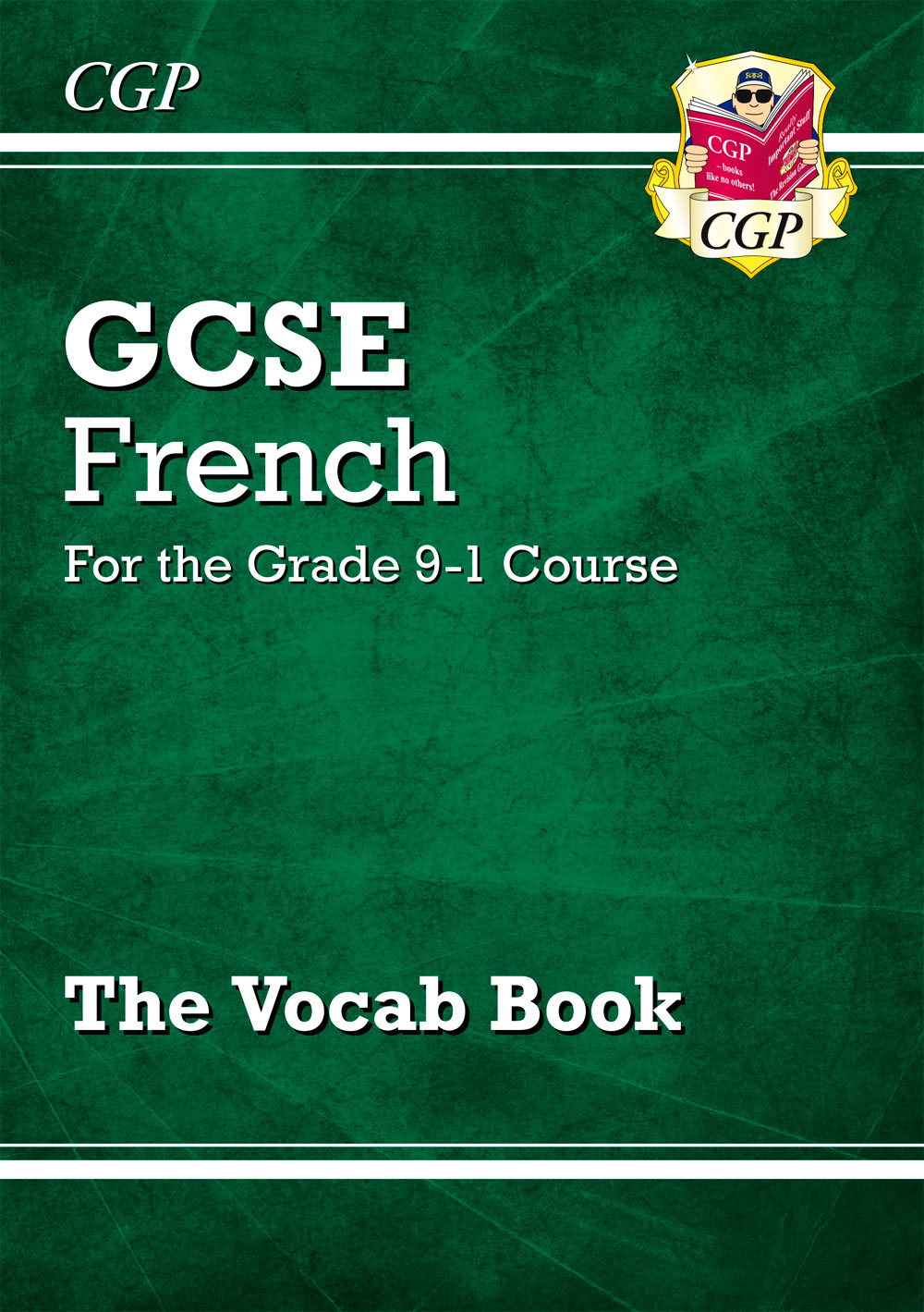 FHV41 - New GCSE French Vocab Book - for the Grade 9-1 Course