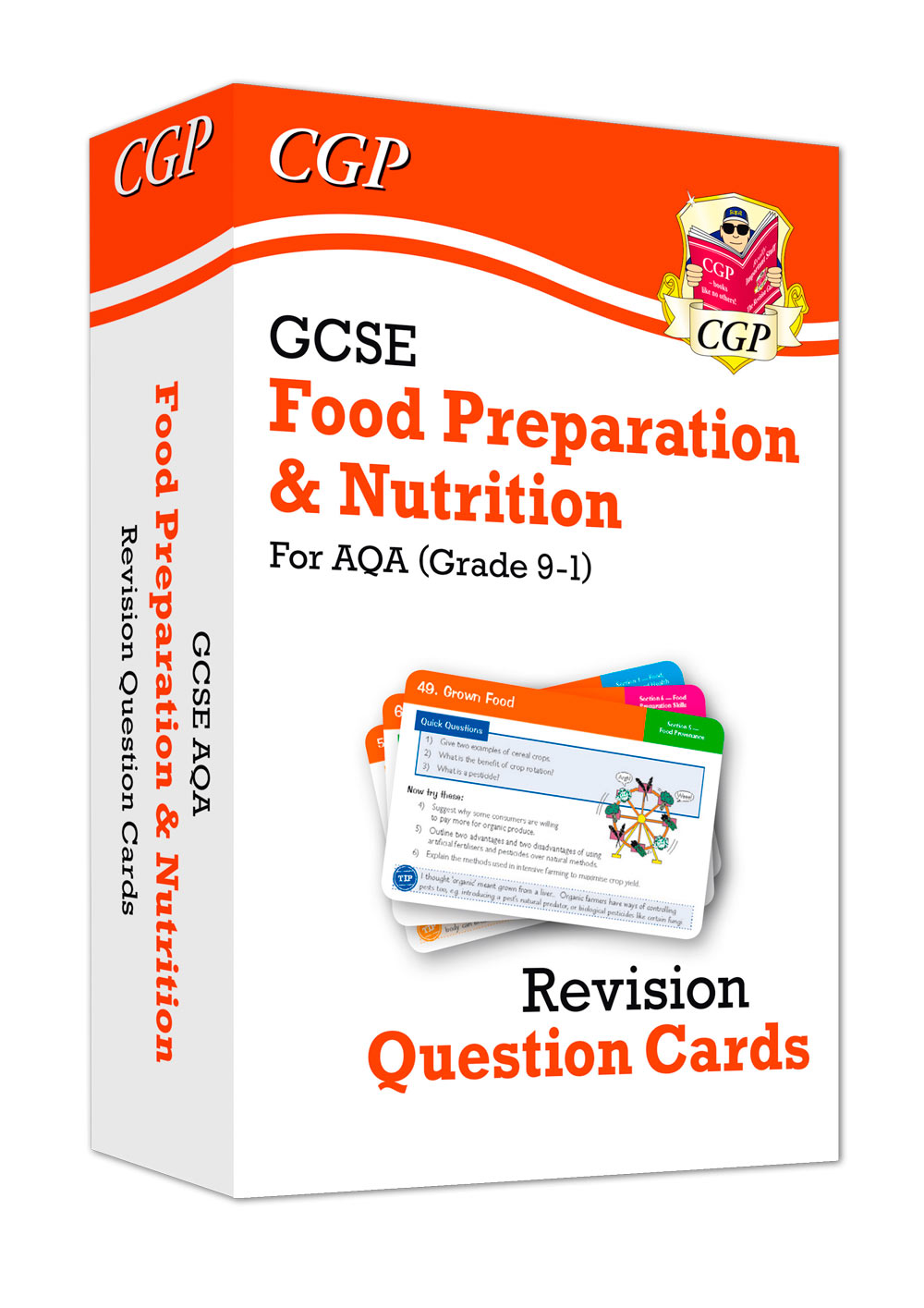 FNAF41 - New Grade 9-1 GCSE Food Preparation & Nutrition AQA Revision Question Cards