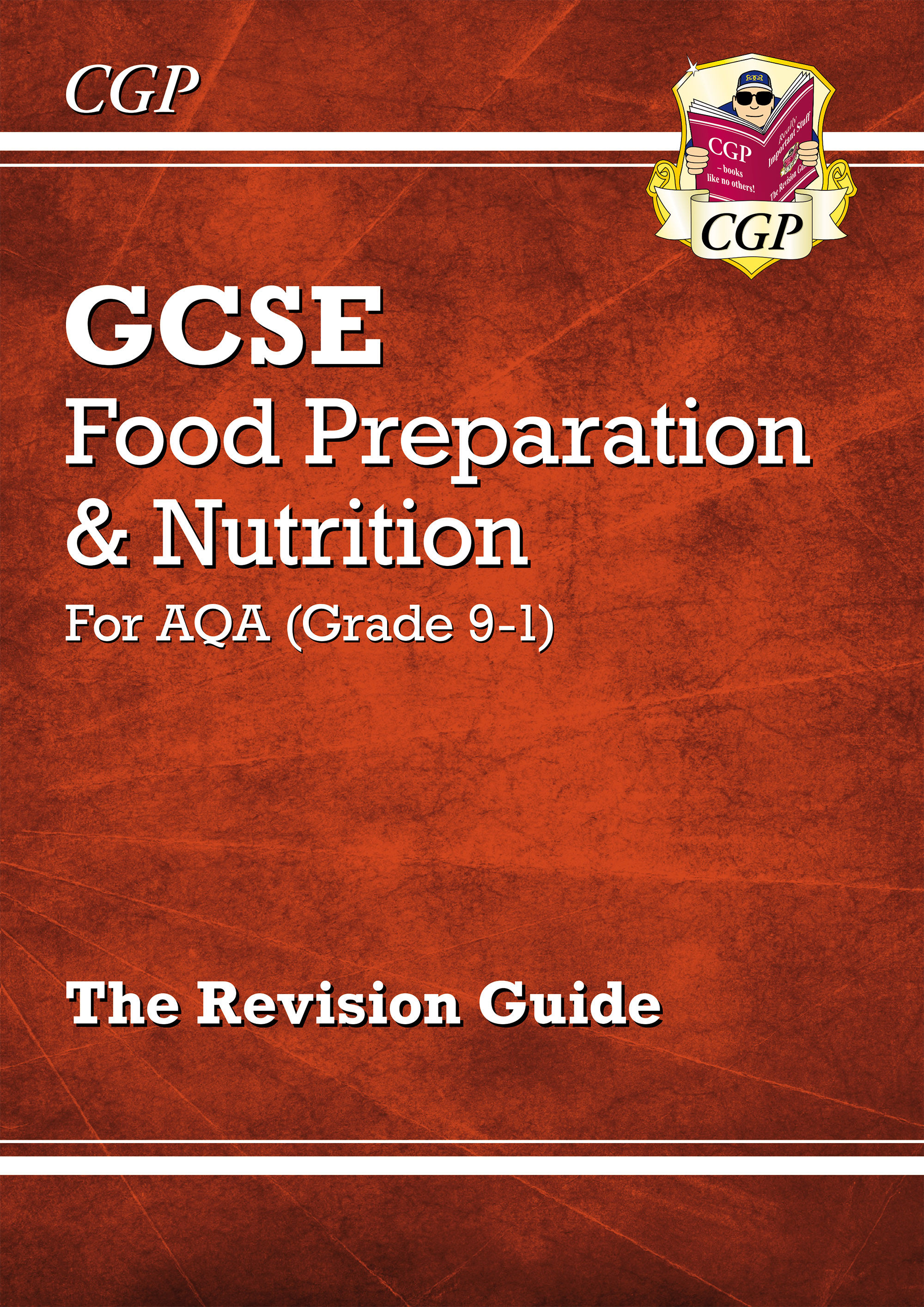 FNAR41DK - New Grade 9-1 GCSE Food Preparation & Nutrition - AQA Revision Guide