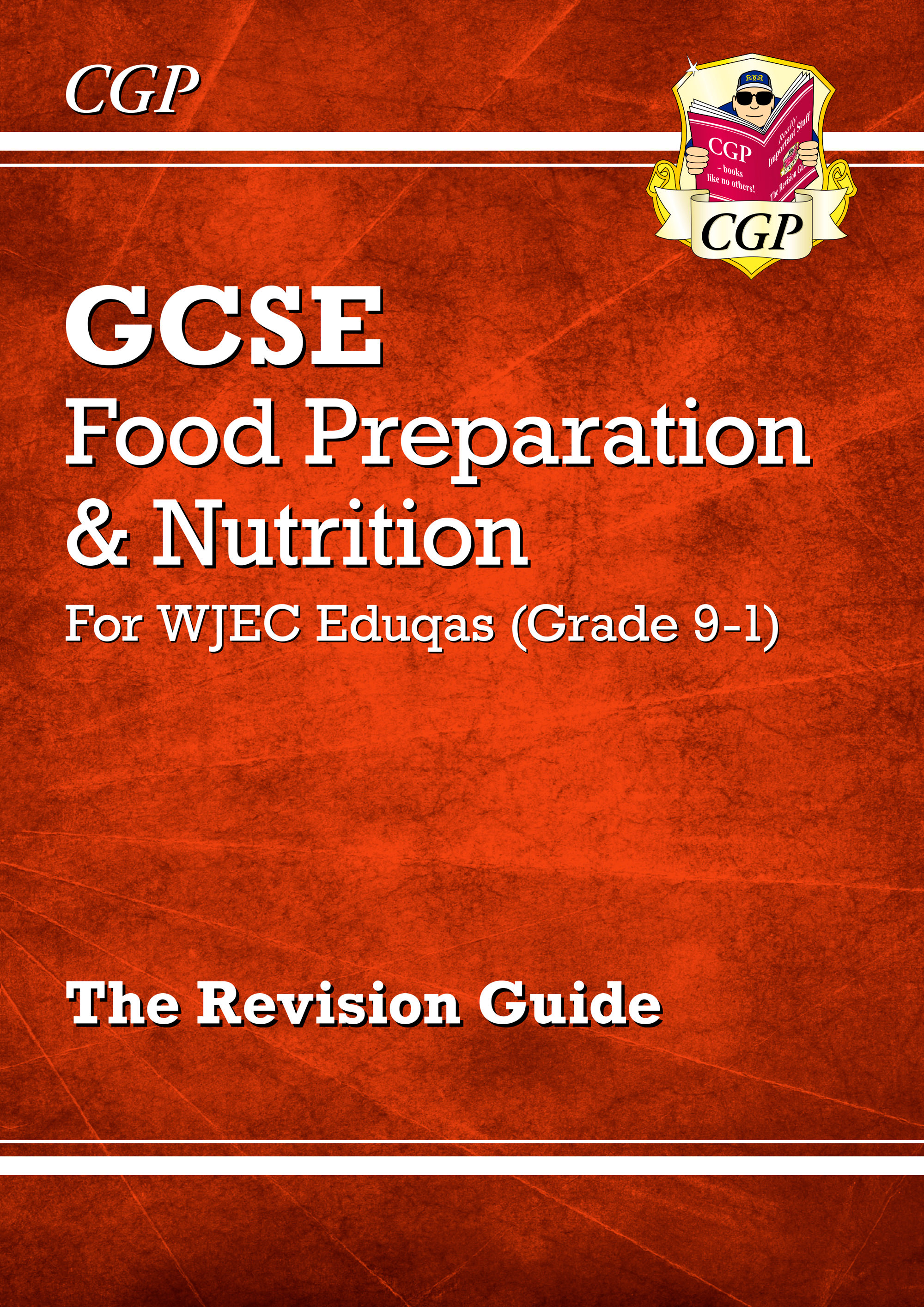 FNWR41DK - New Grade 9-1 GCSE Food Preparation & Nutrition - WJEC Eduqas Revision Guide