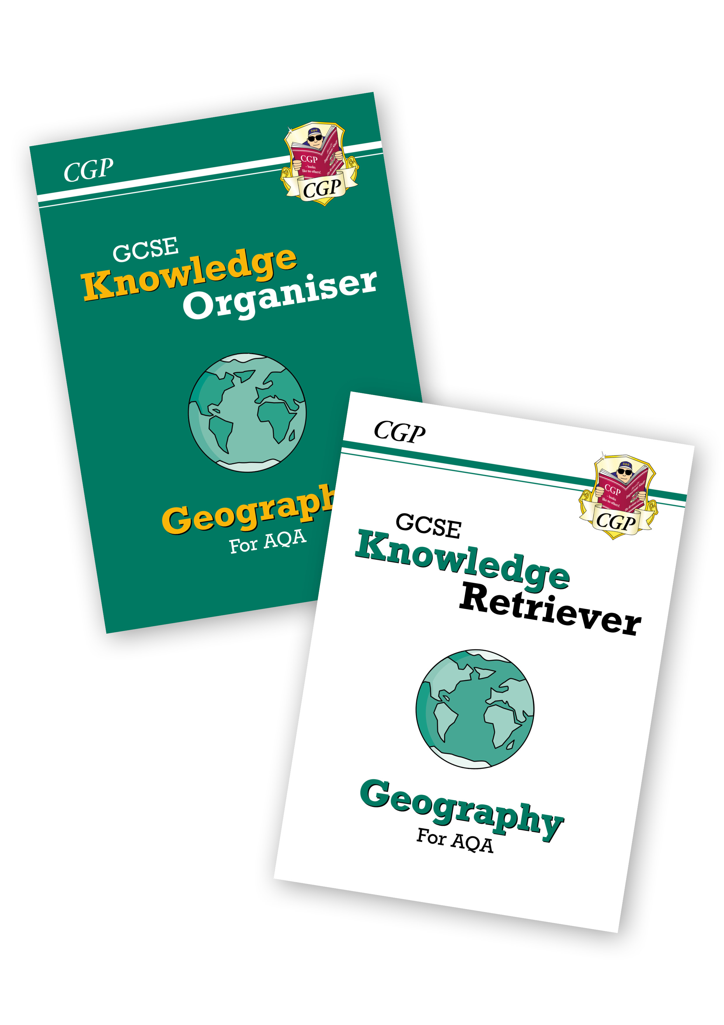 GAKBB41 - New GCSE Geography Knowledge Organiser & Retriever Bundle - AQA
