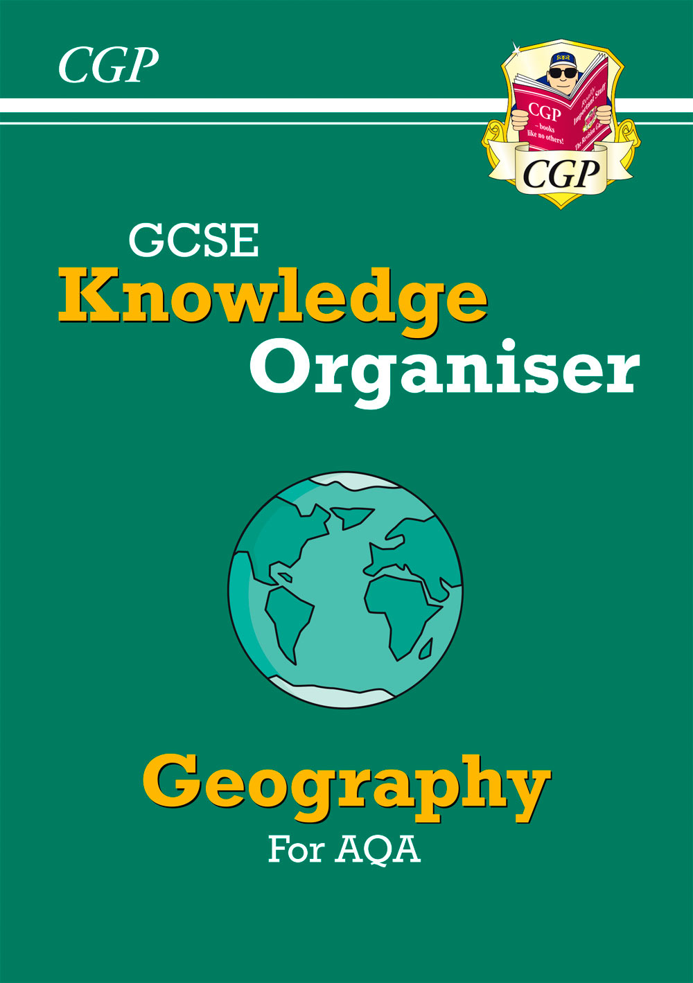 GANO41 - New GCSE Geography Knowledge Organiser - AQA