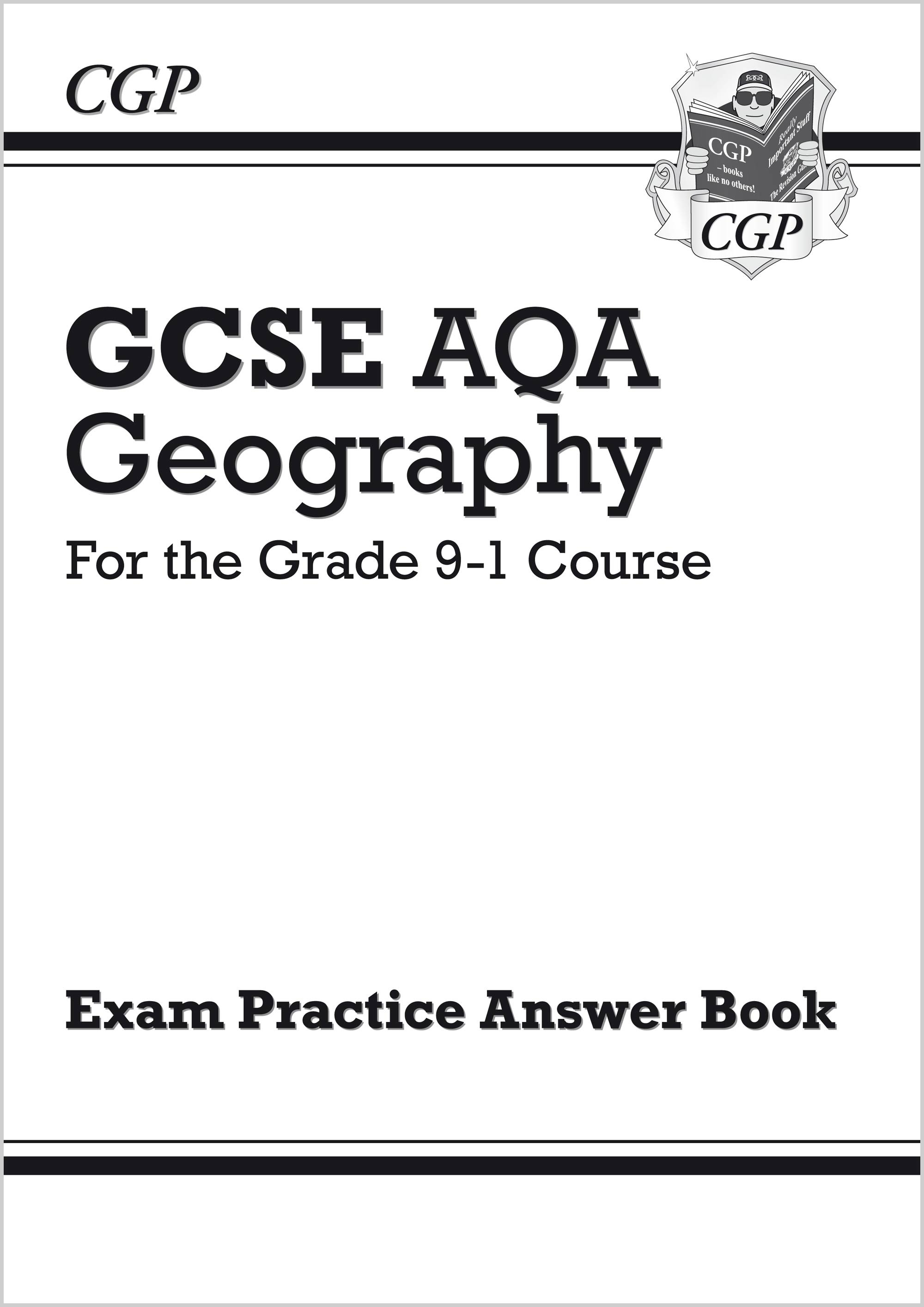 GAQA41 - Grade 9-1 GCSE Geography AQA Answers (for Workbook)