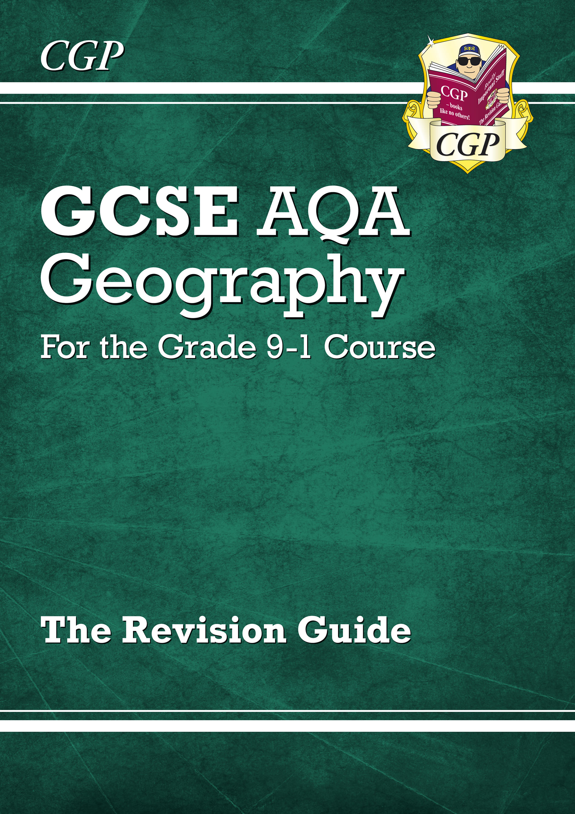 GAR44 - New Grade 9-1 GCSE Geography AQA Revision Guide