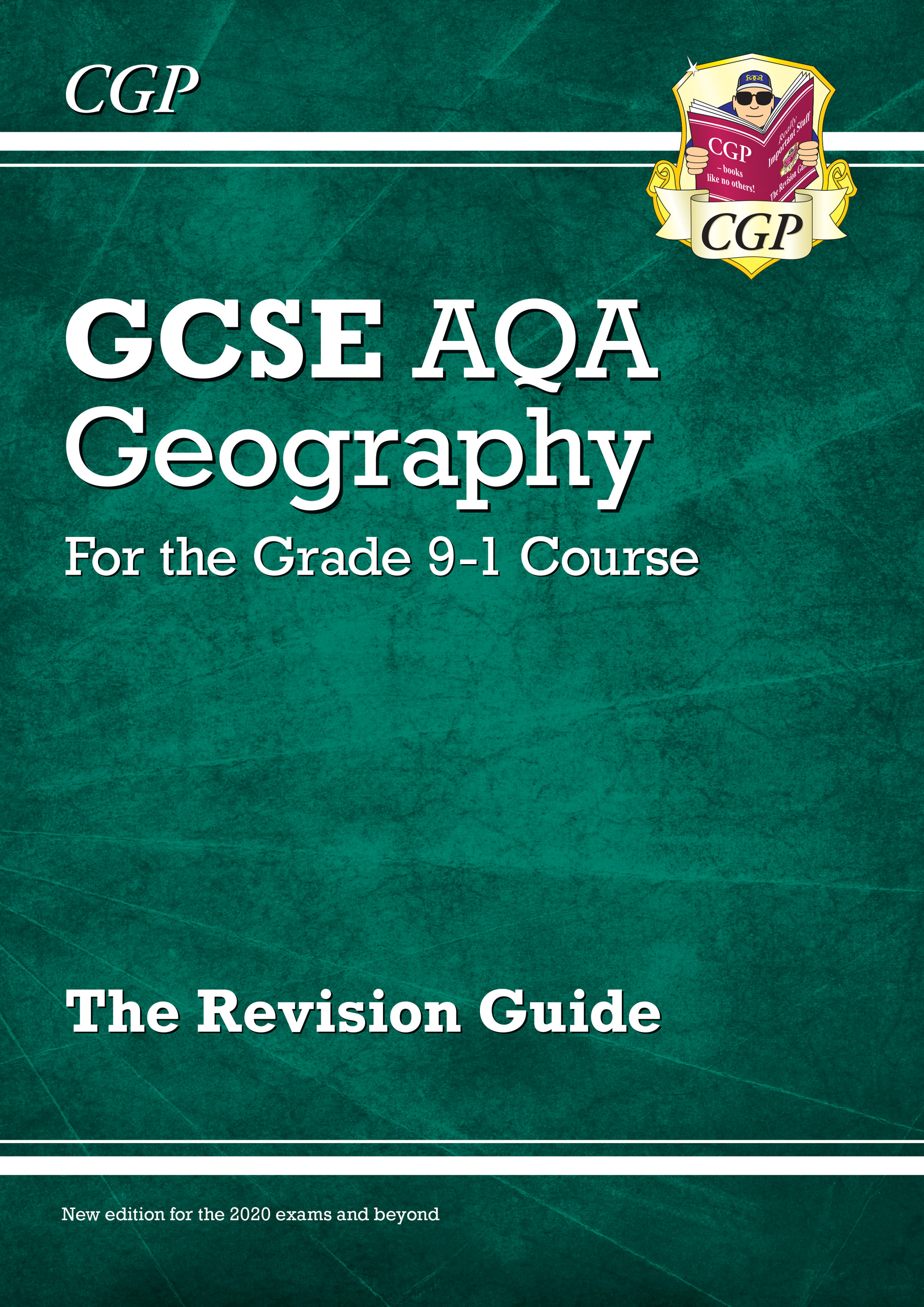 GAR45D - New GCSE 9-1 Geography AQA Revision Guide - New Edition for 2020 exams & beyond (Online Edi