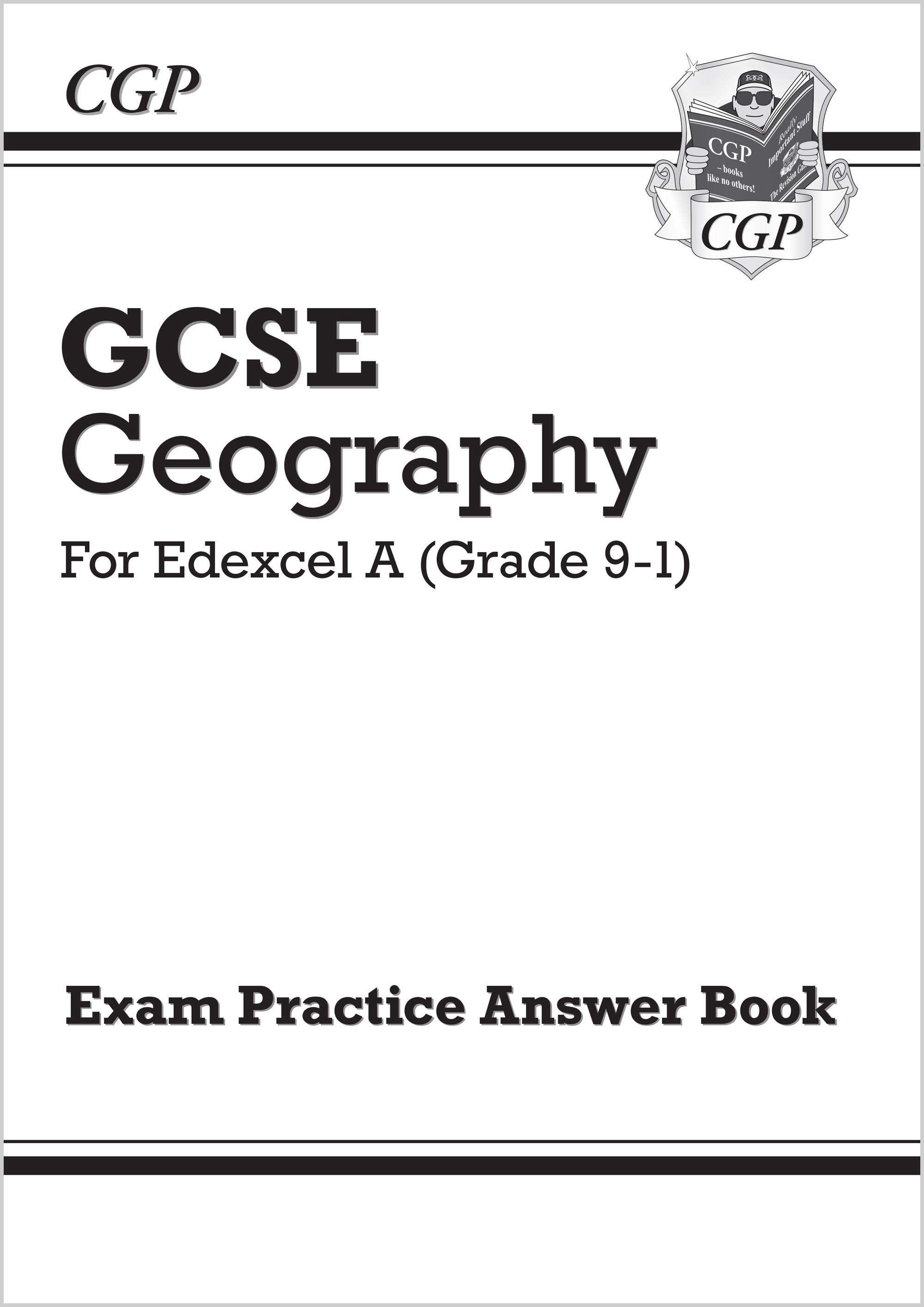 GEAQA41 - Grade 9-1 GCSE Geography Edexcel A - Answers (for Exam Practice Workbook)