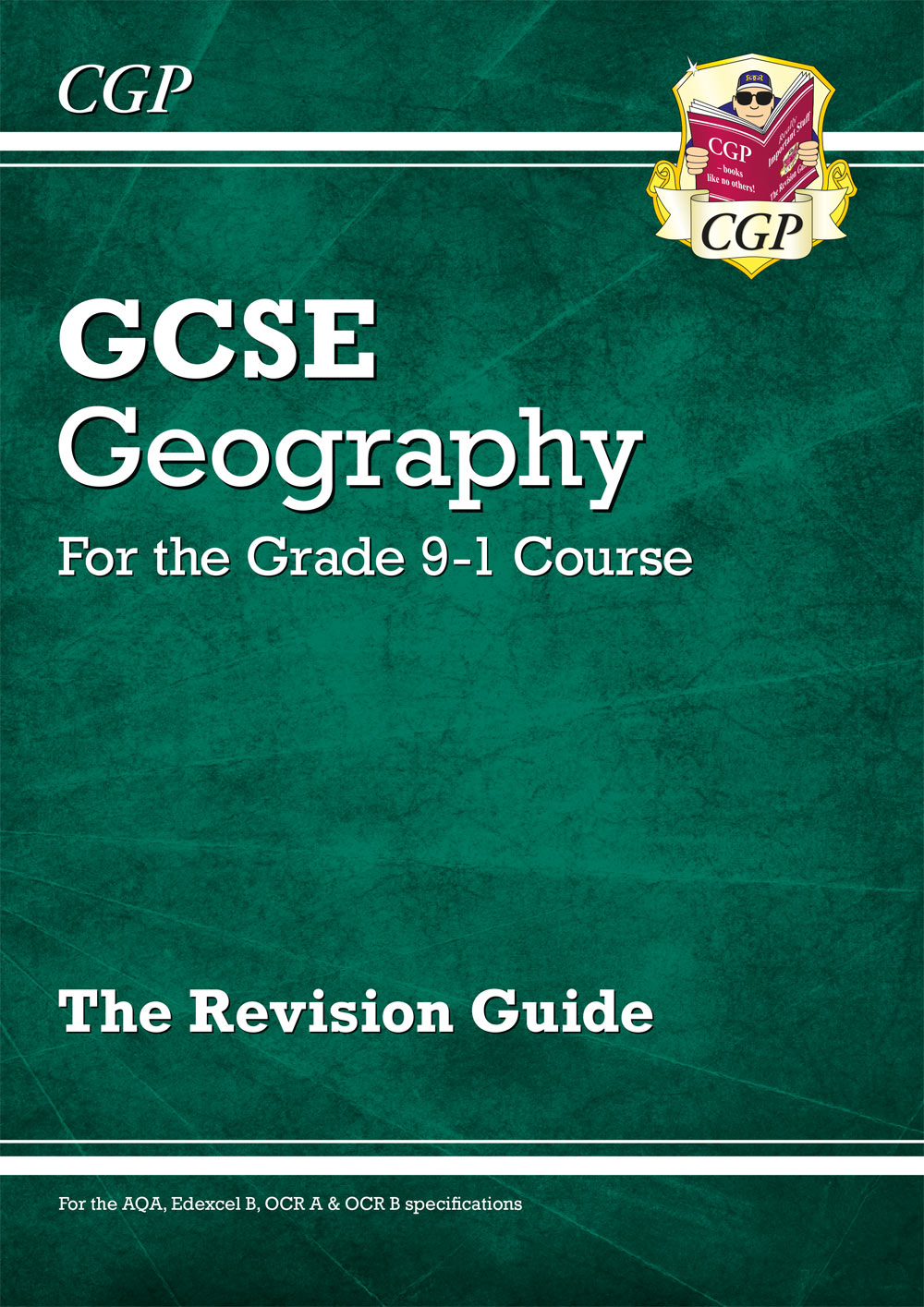 GHR44 - New Grade 9-1 GCSE Geography Revision Guide