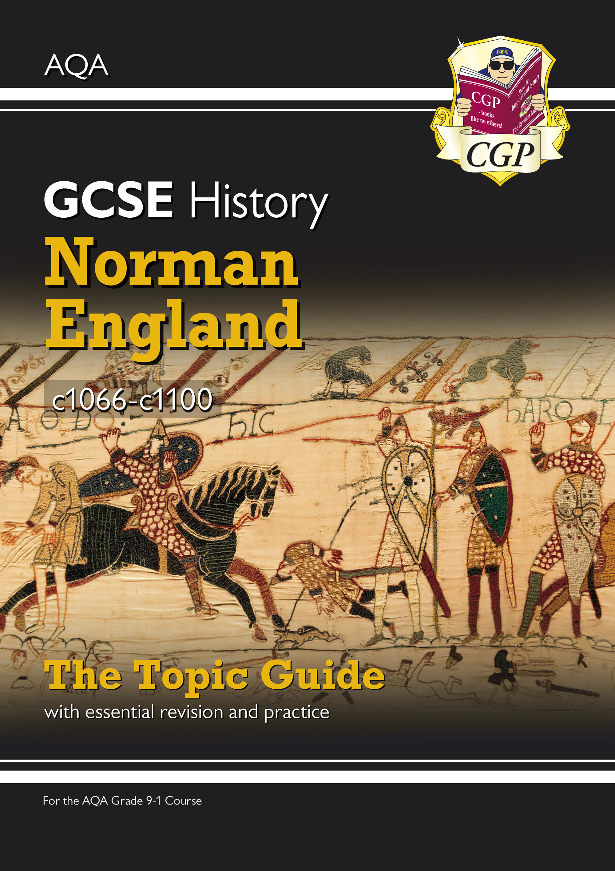 HANEO41D - Grade 9-1 GCSE History AQA Topic Guide - Norman England, c1066-c1100 Online Edition