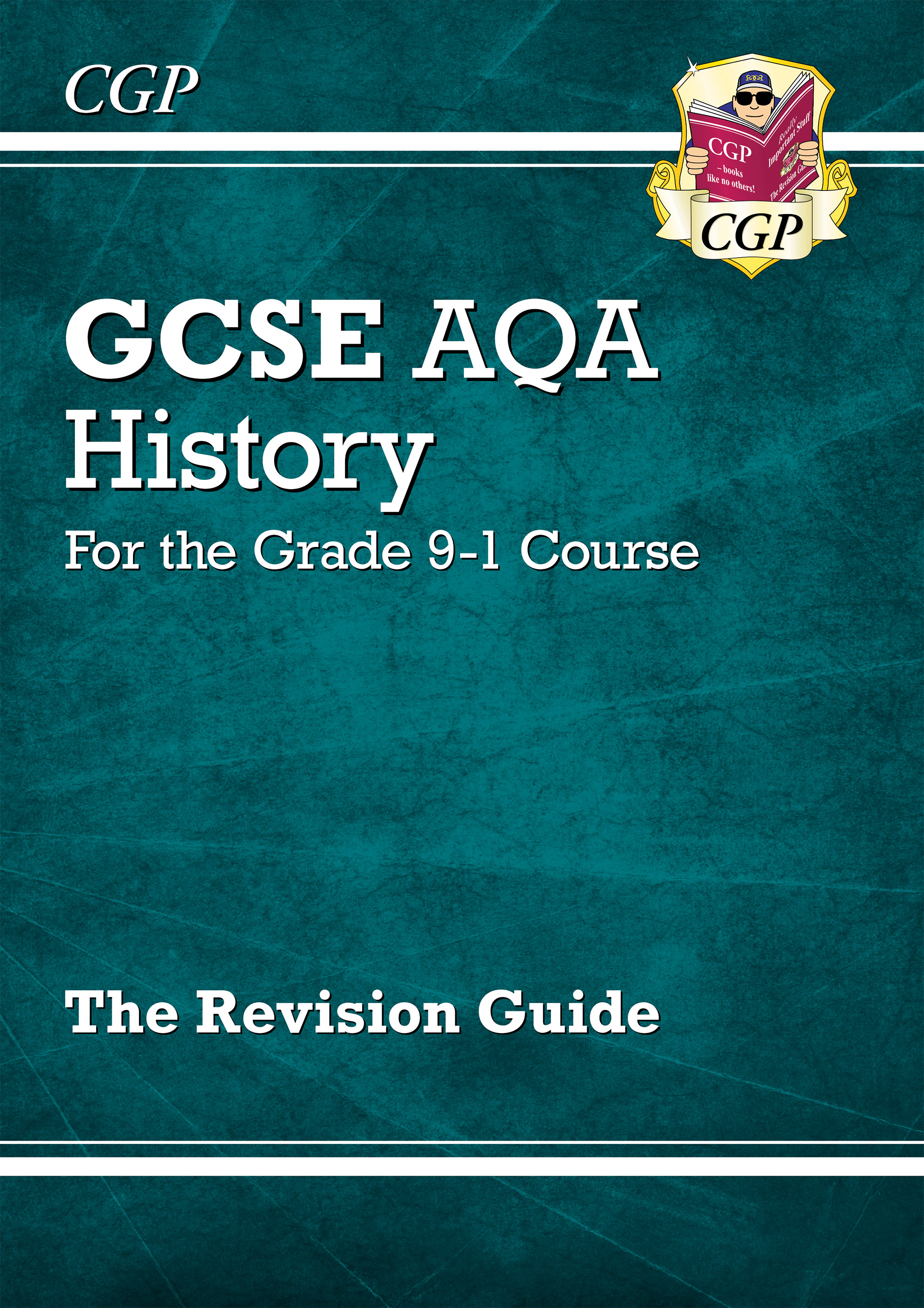 HAR41DK - New GCSE History AQA Revision Guide - for the Grade 9-1 Course