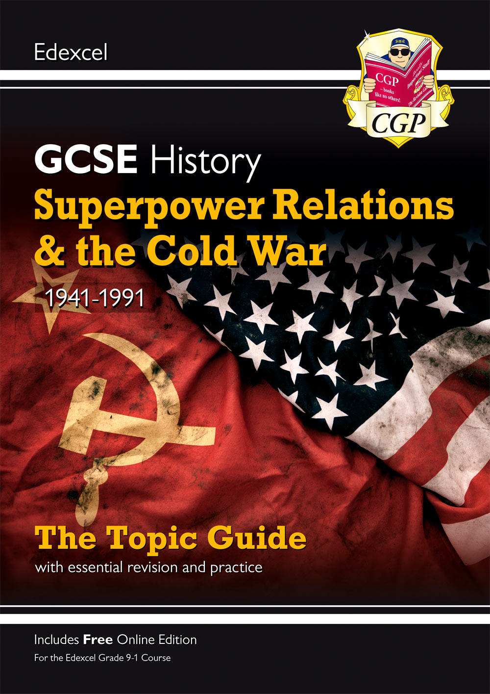 HECWO41 - New Grade 9-1 GCSE History Edexcel Topic Guide - Superpower Relations and the Cold War, 19
