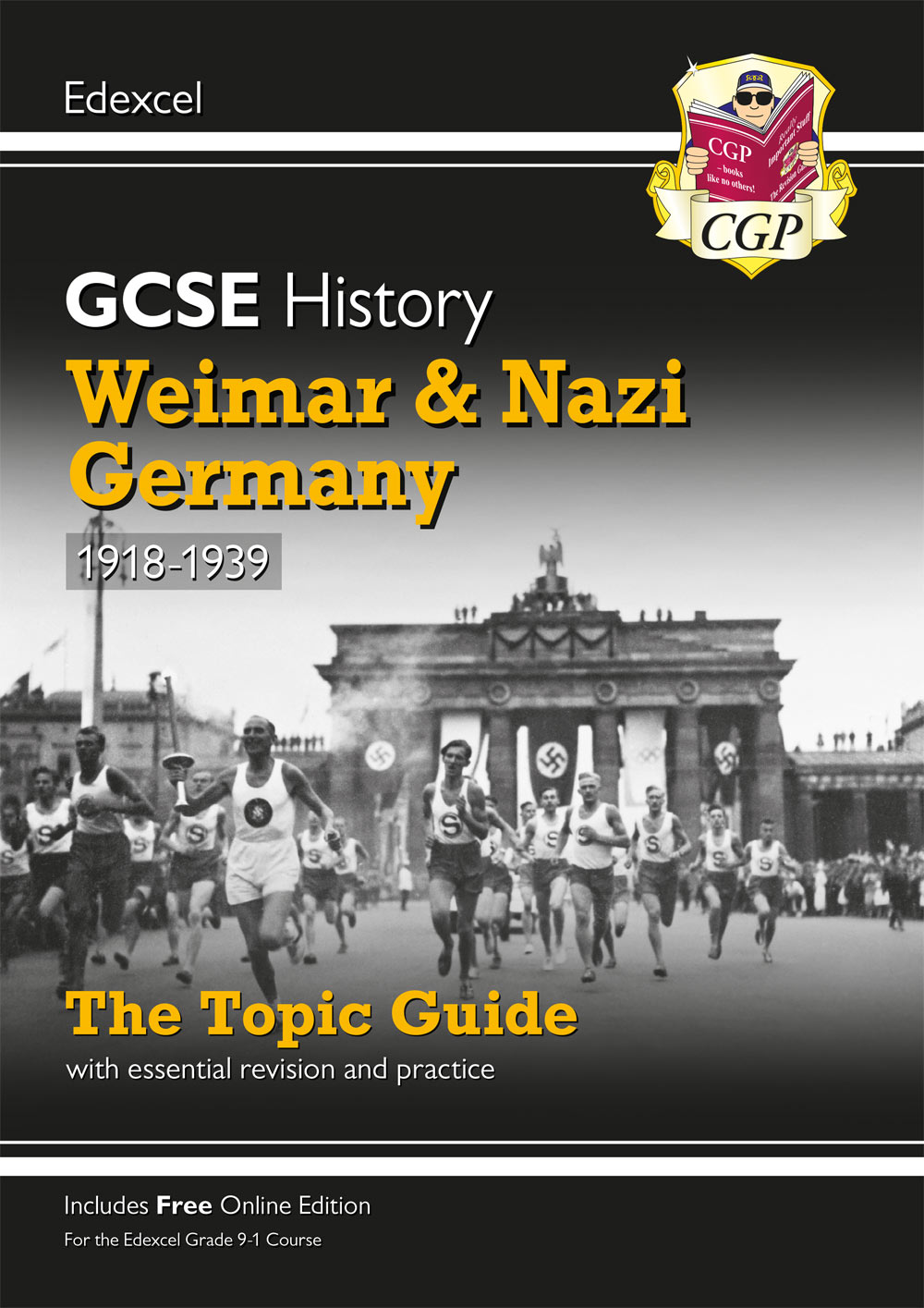 HEWNO41 - New Grade 9-1 GCSE History Edexcel Topic Guide - Weimar and Nazi Germany, 1918-39