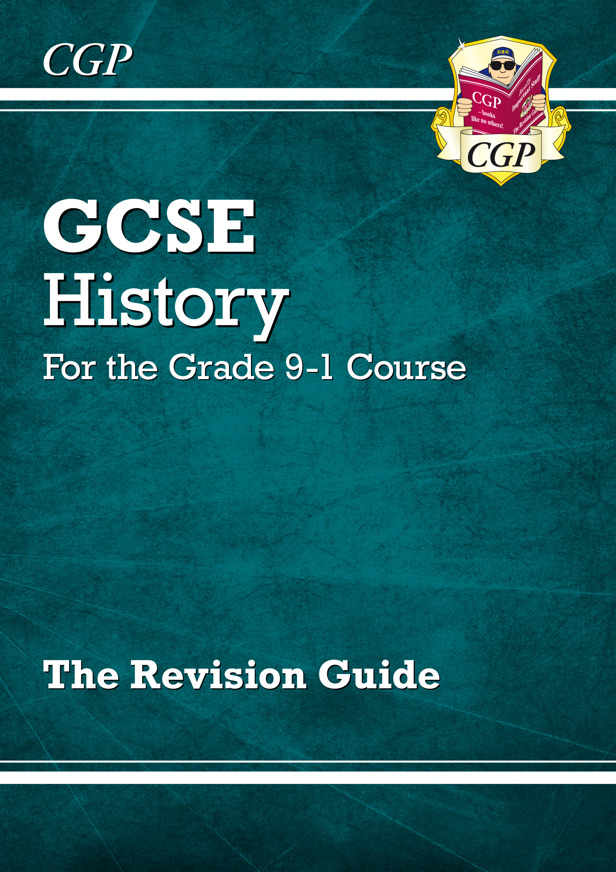 HHR41 - New GCSE History Revision Guide - for the Grade 9-1 Course