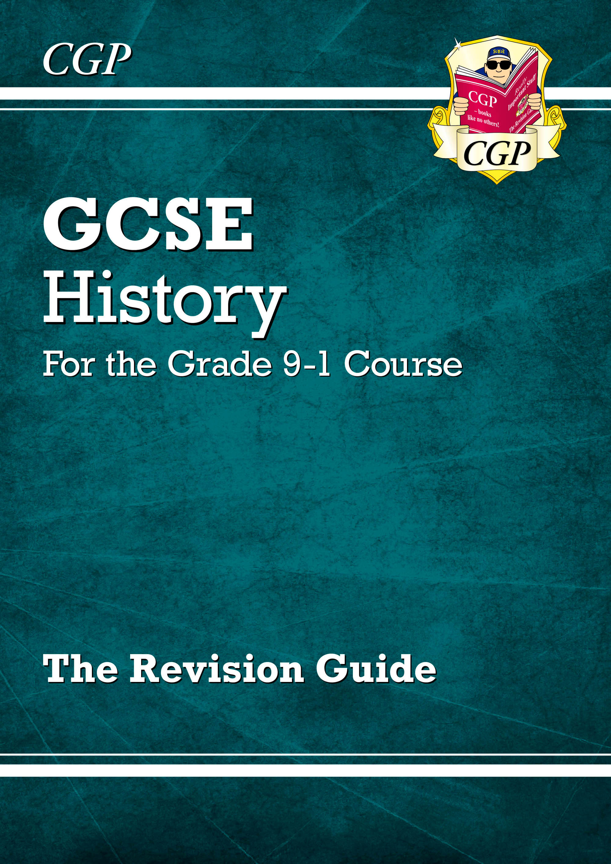 HHR41DK - New GCSE History Revision Guide - for the Grade 9-1 Course