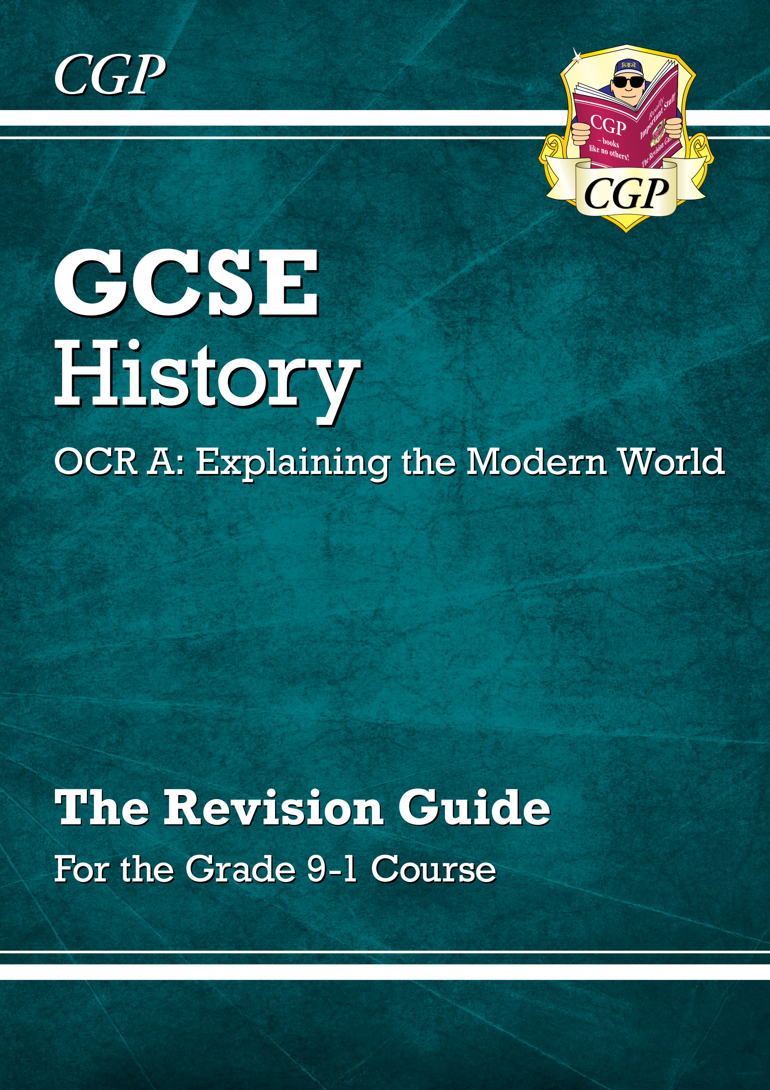 HWRR44DK - New GCSE History OCR A: Explaining the Modern World Revision Guide - for the Grade 9-1 Co