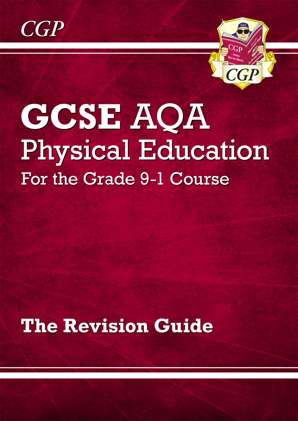 JAR41 - New GCSE Physical Education AQA Revision Guide - for the Grade 9-1 Course