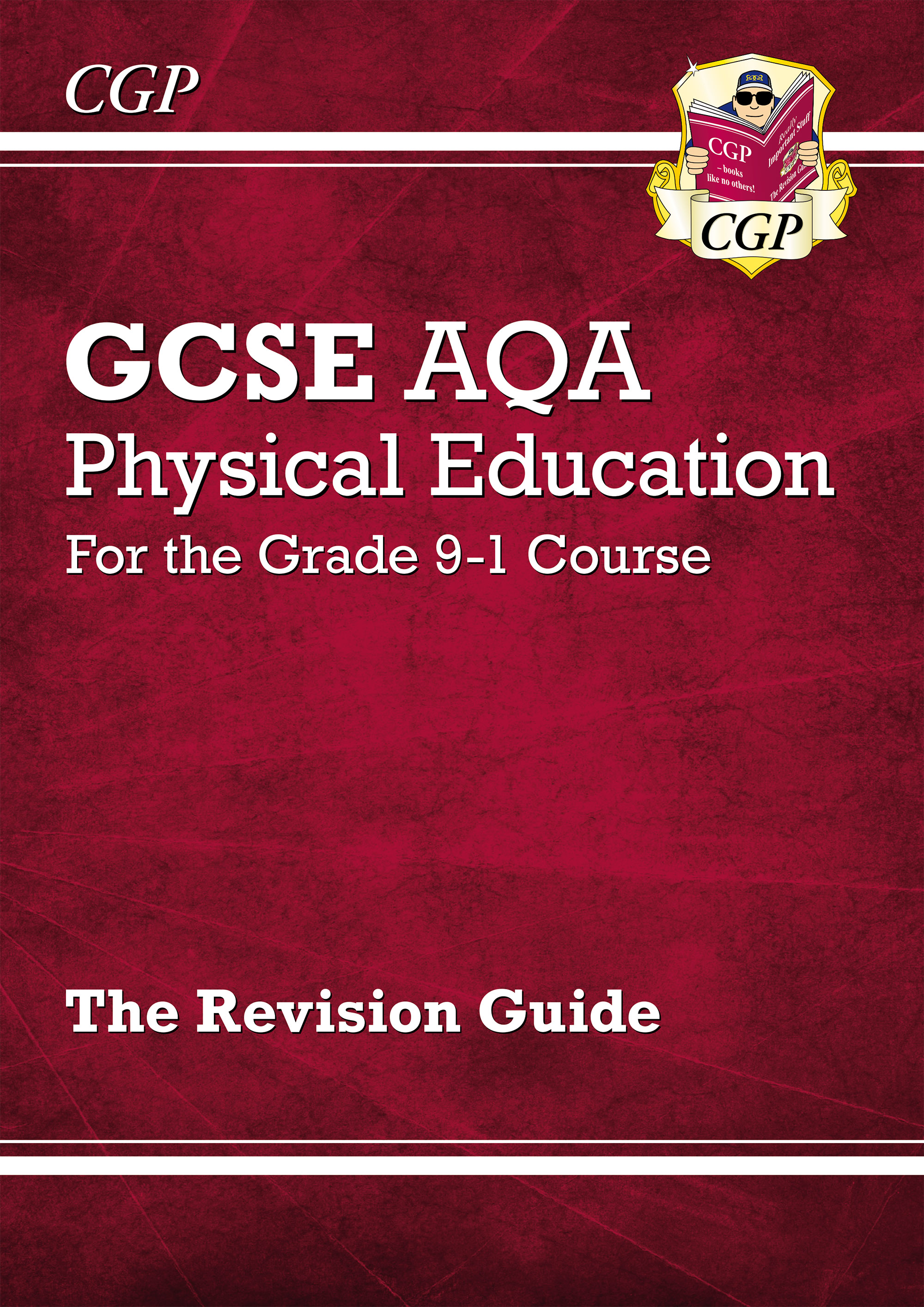 JAR41DK - New GCSE Physical Education AQA Revision Guide - for the Grade 9-1 Course