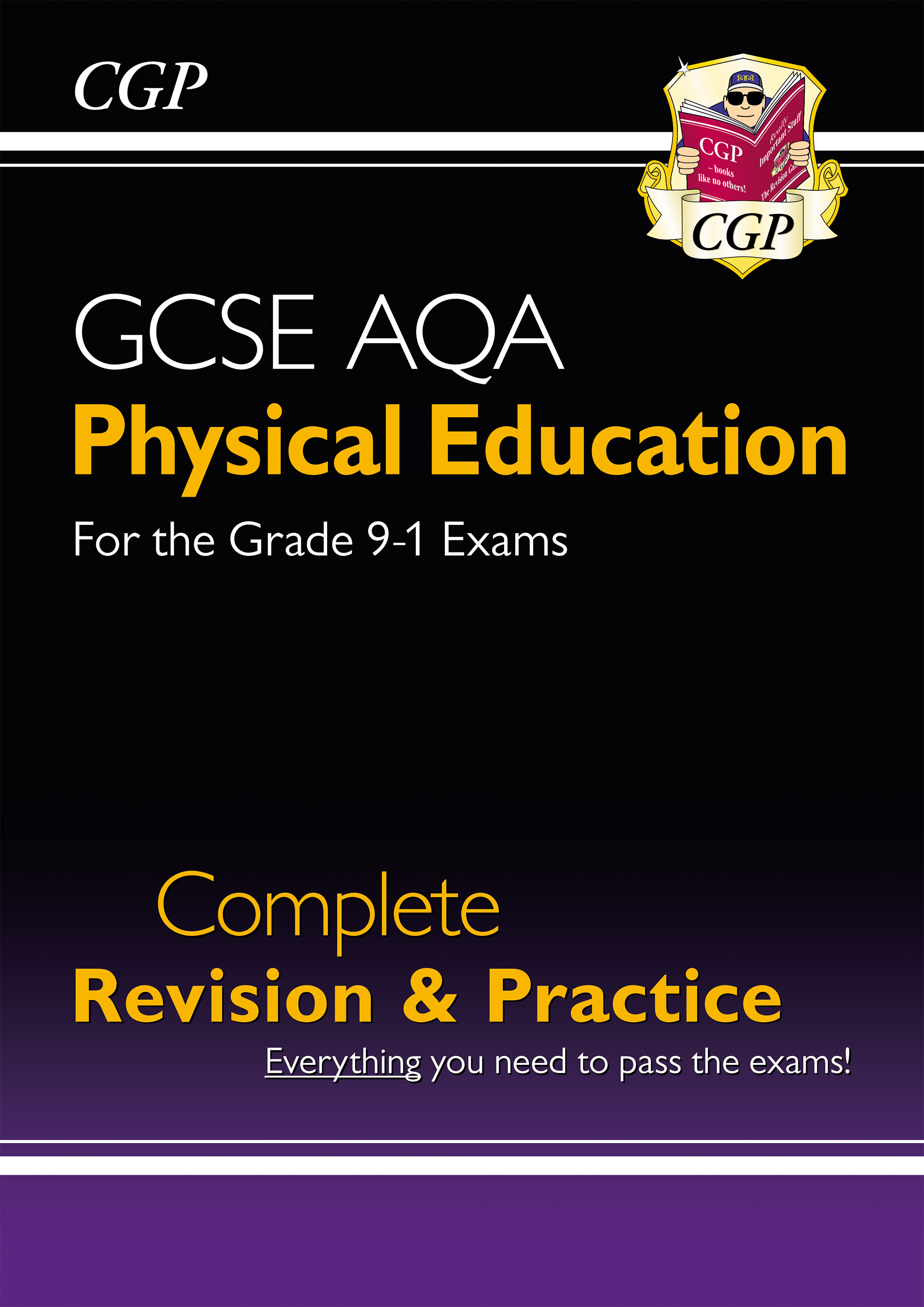 JAS41DK - New Grade 9-1 GCSE Physical Education AQA Complete Revision & Practice