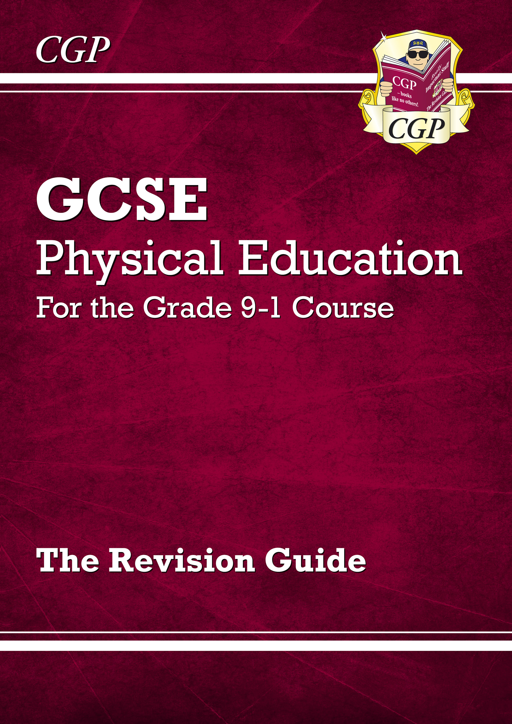 JHR43 - New GCSE Physical Education Revision Guide - for the Grade 9-1 Course