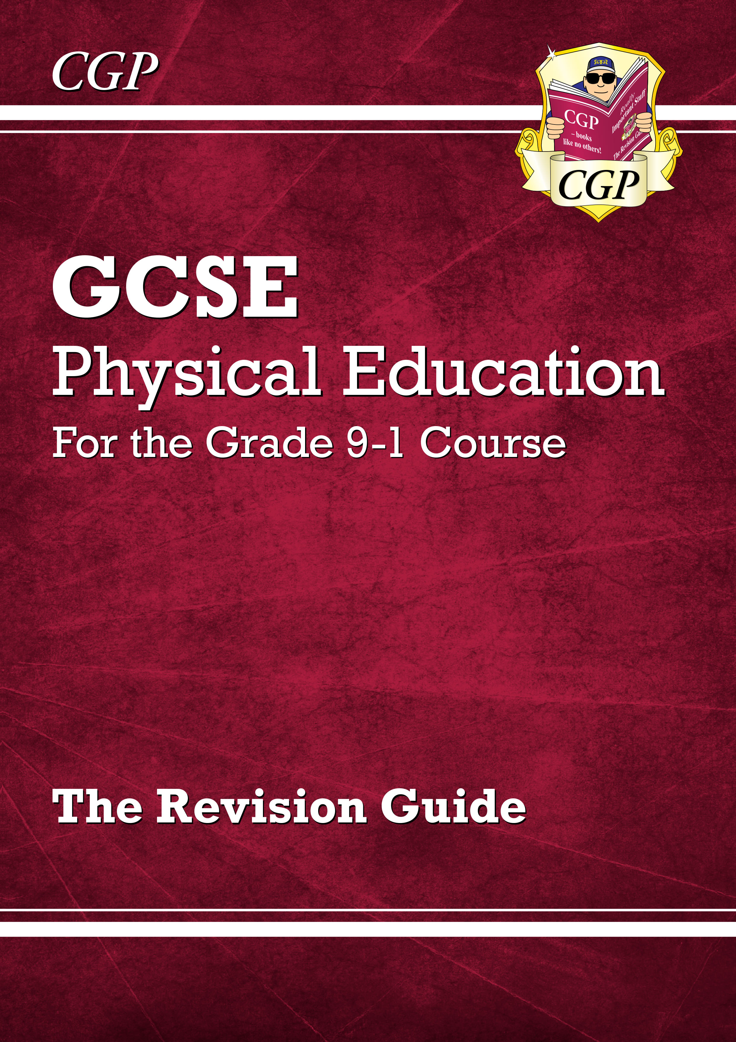 JHR43DK - New GCSE Physical Education Revision Guide - for the Grade 9-1 Course
