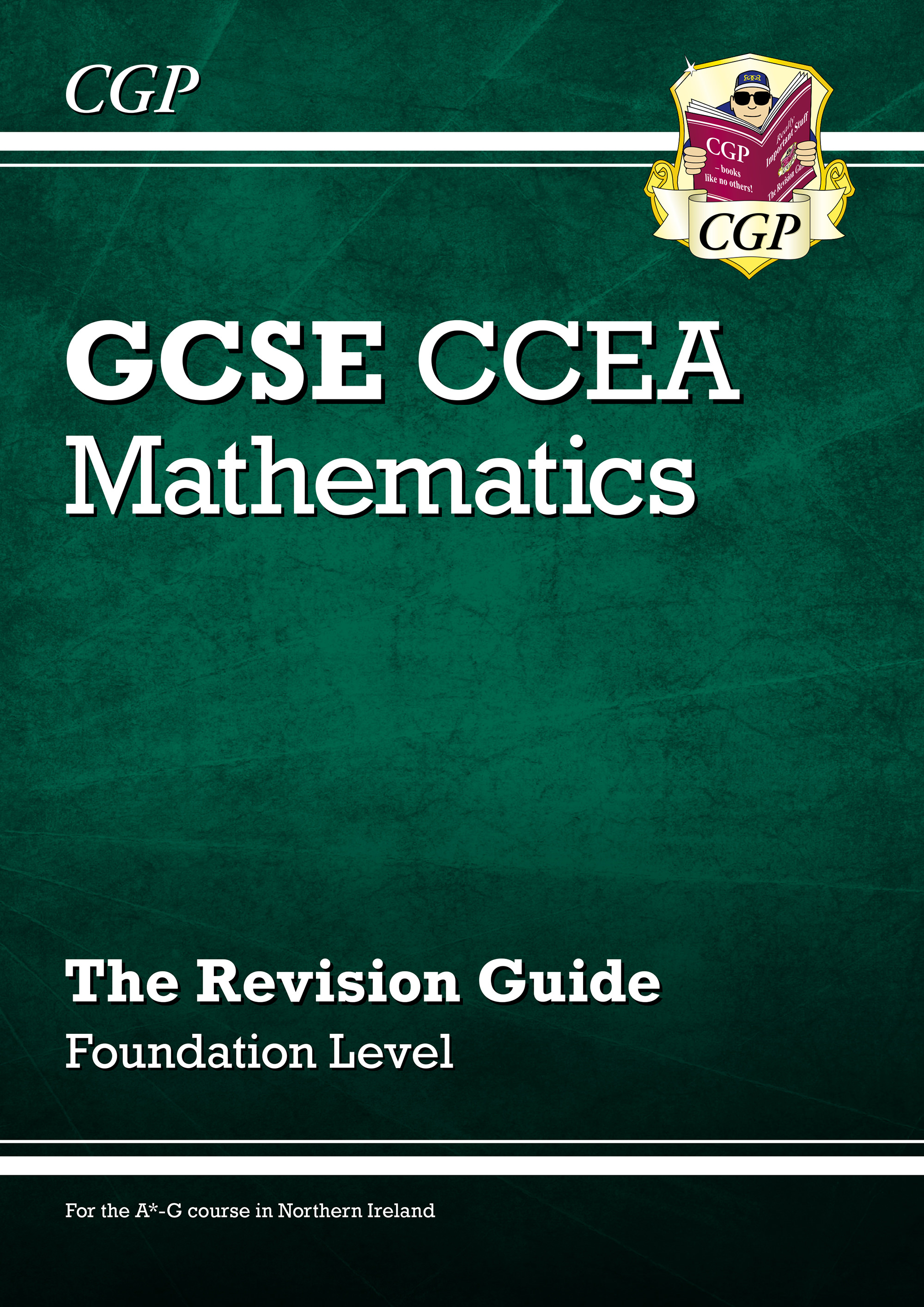 MCCFR41DK - New CCEA GCSE Maths Revision Guide: Foundation