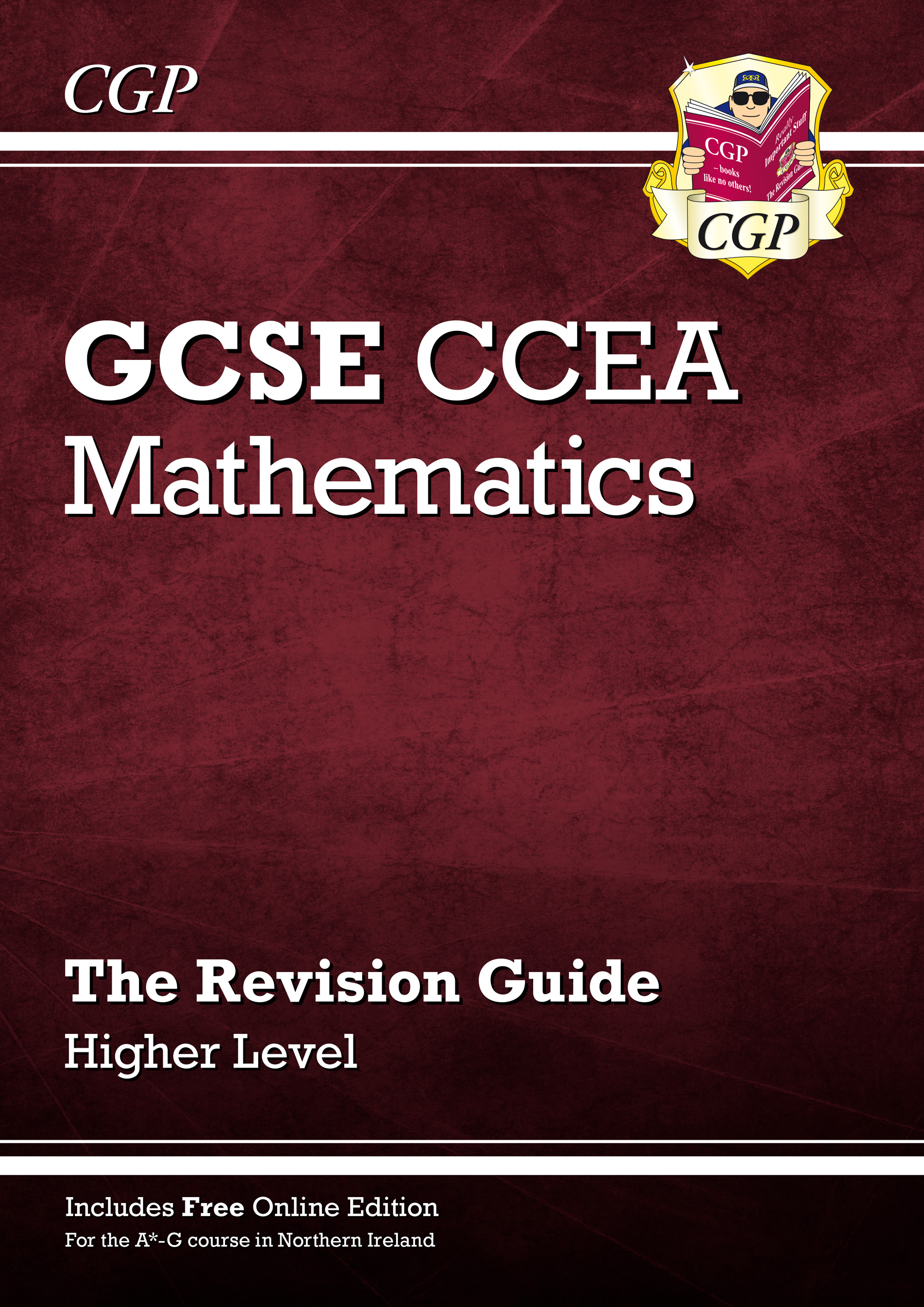 MCCHR41 - New CCEA GCSE Maths Revision Guide: Higher (with Online Edition)
