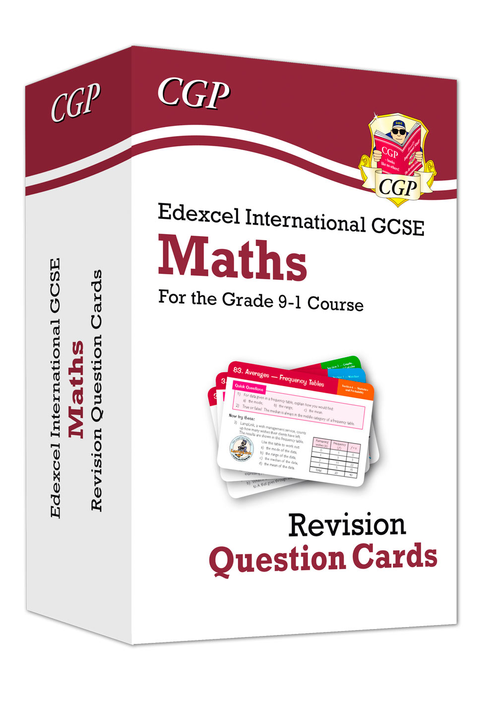 MEFI41 - New Grade 9-1 Edexcel International GCSE Maths: Revision Question Cards