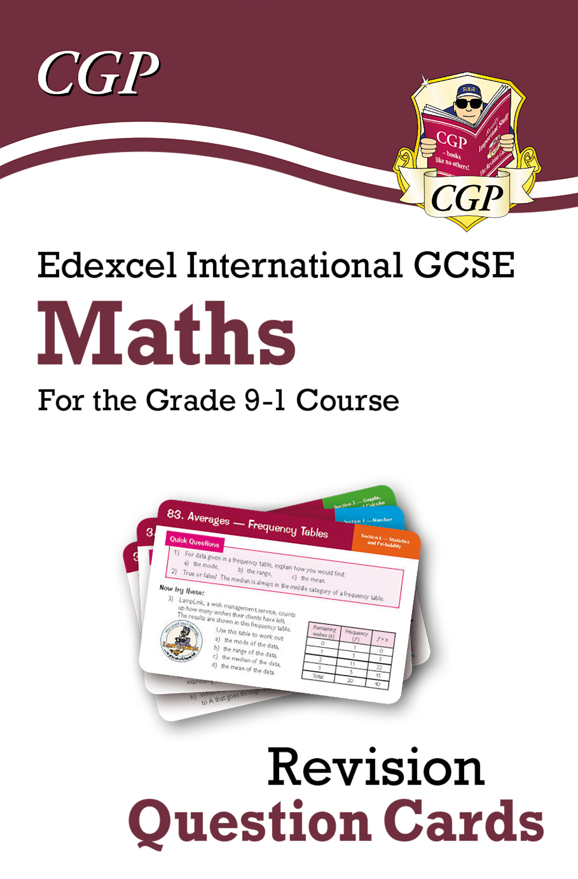 MEFI41D - New Grade 9-1 Edexcel International GCSE Maths: Revision Question Cards Online Edition