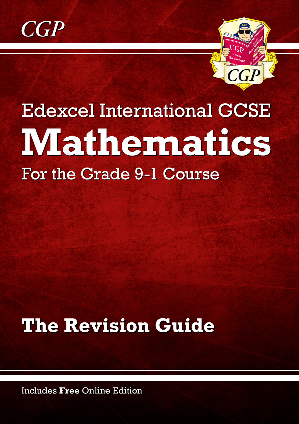 MERI44 - Edexcel International GCSE Maths Revision Guide - for the Grade 9-1 Course (with Online Edi