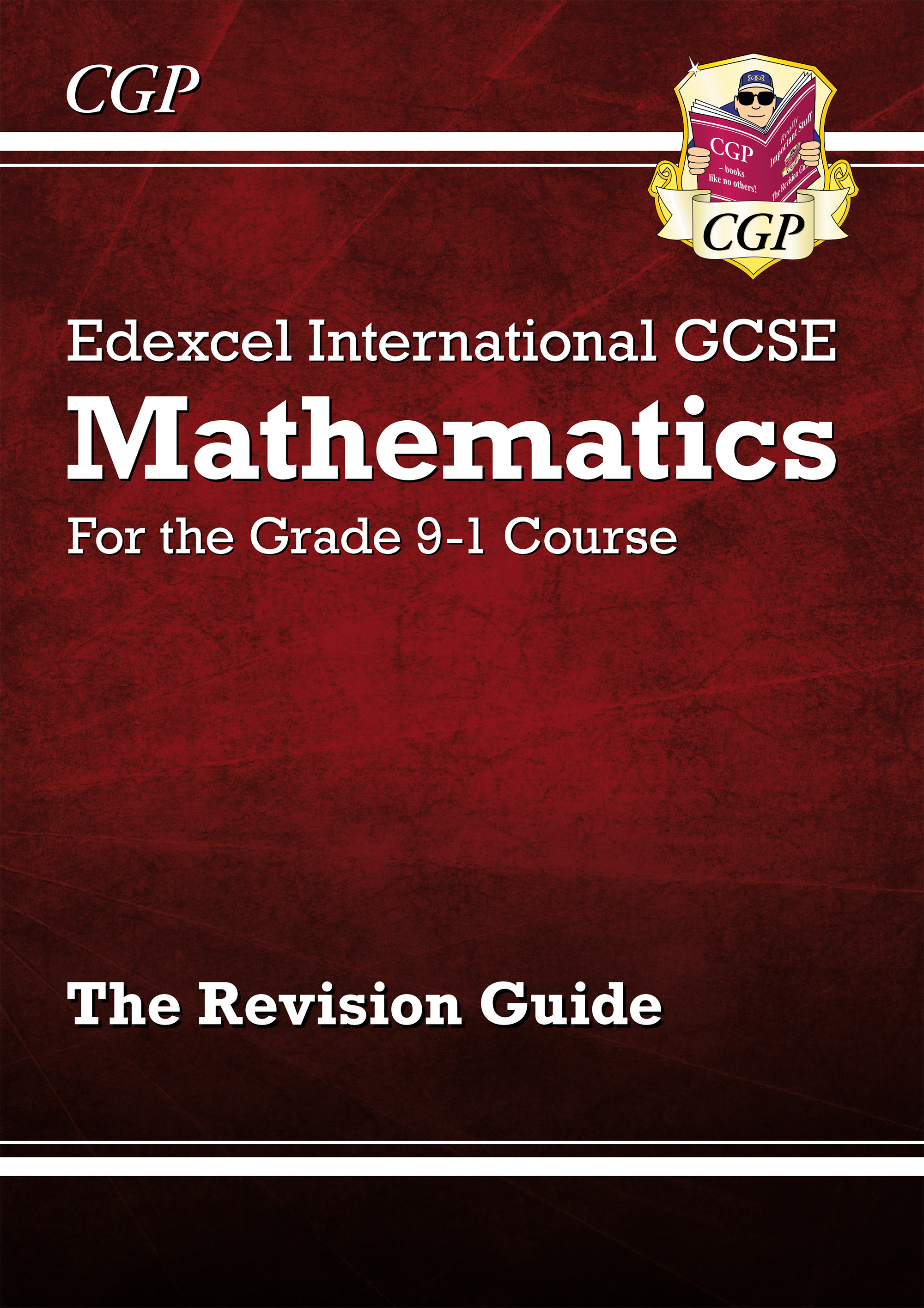 MERI44DK - New Edexcel International GCSE Maths Revision Guide - for the Grade 9-1 Course (including