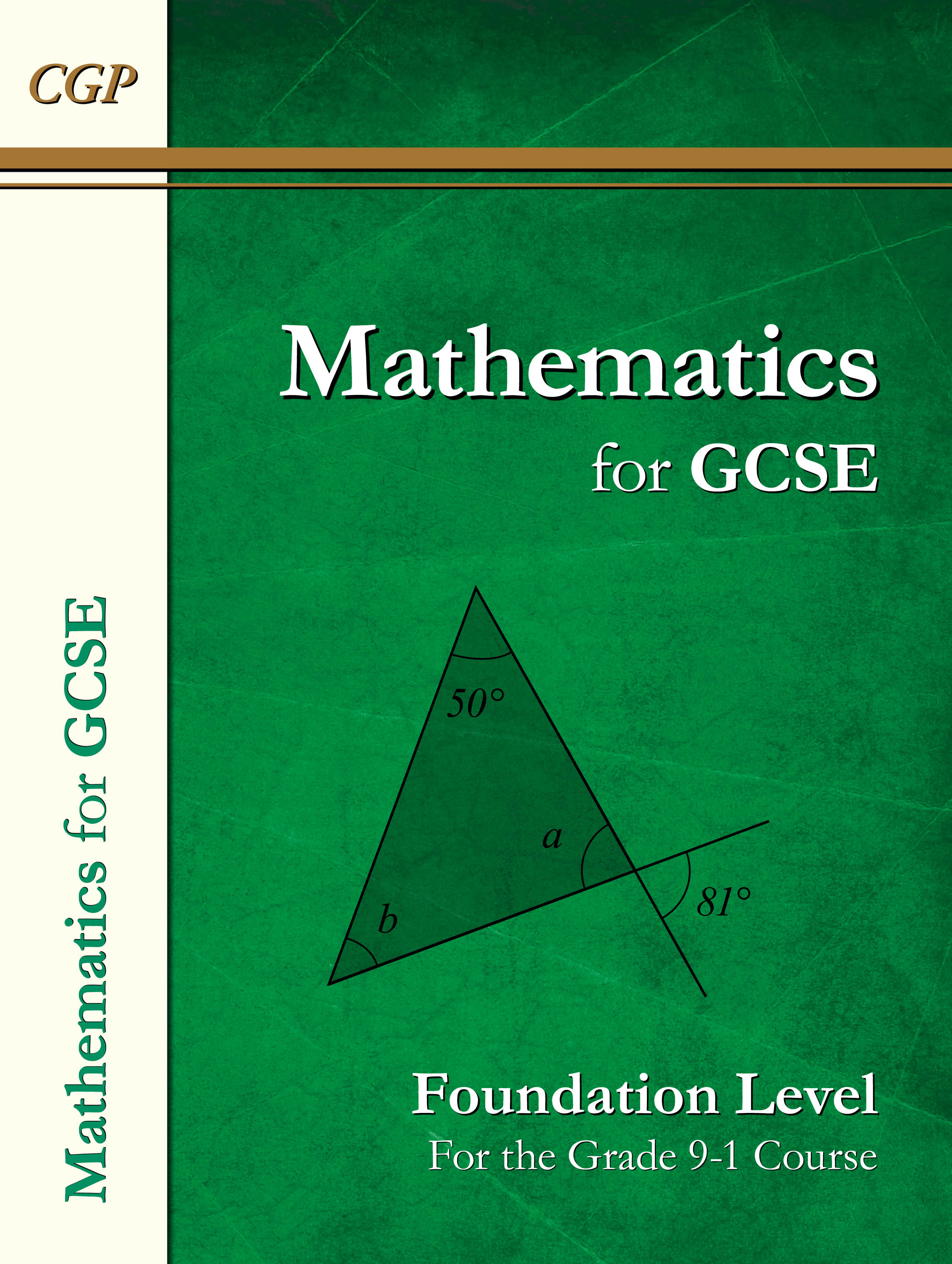 MFN42DK - New Maths for GCSE Textbook: Foundation (for the Grade 9-1 Course)