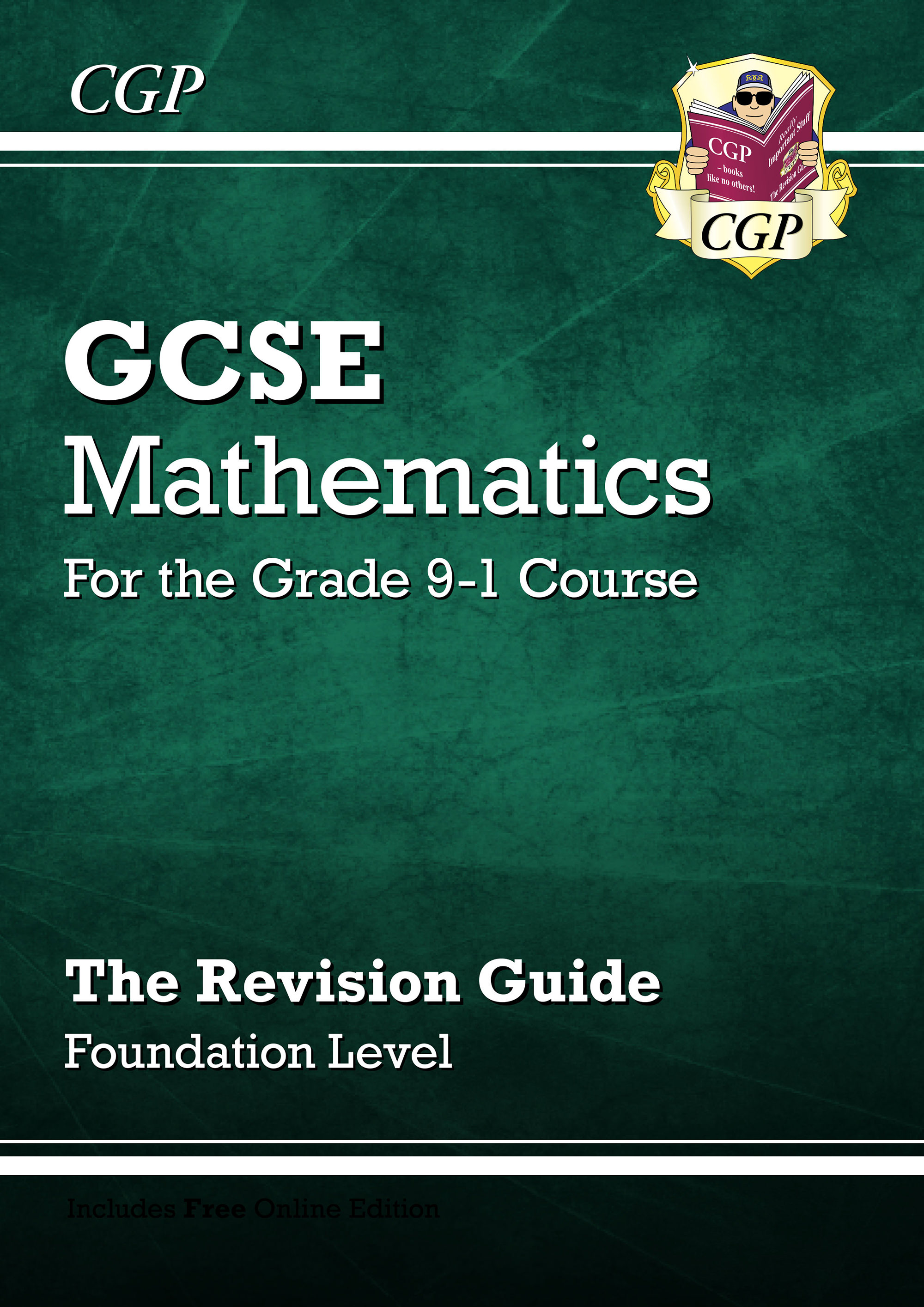 MFR47DK - GCSE Maths Revision Guide: Foundation - for the Grade 9-1 Course