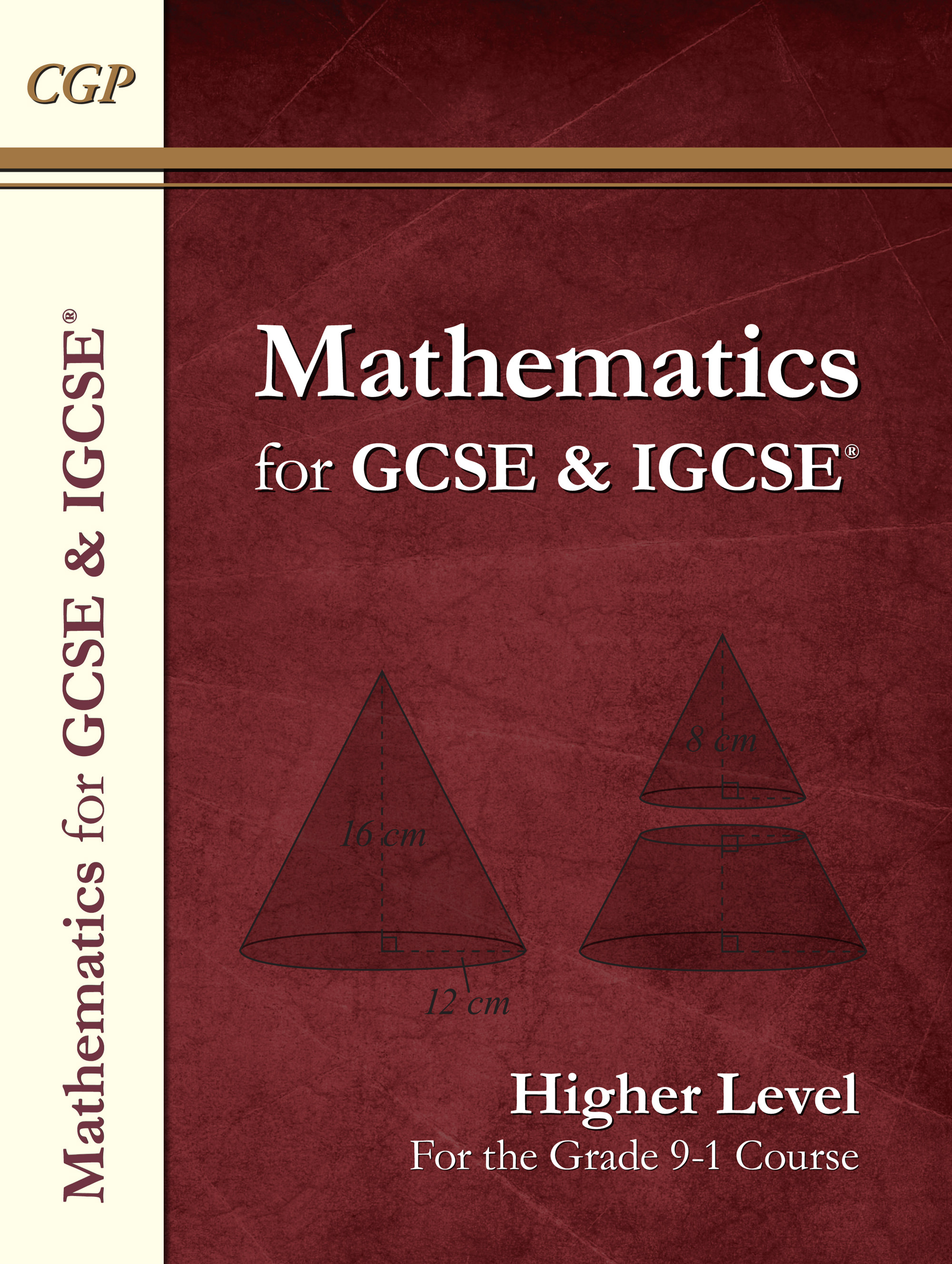 MHN43G - Maths for GCSE Textbook: Online Edition with answers - Higher (for the Grade 9-1 Course)