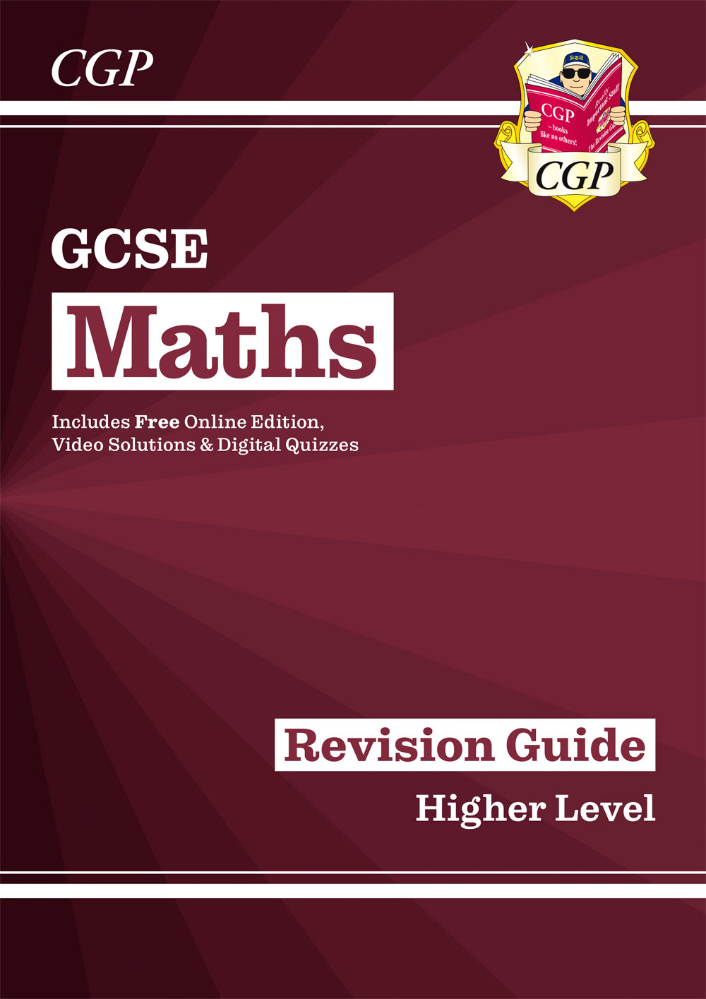 MHR140 - New 2021 GCSE Maths Revision Guide: Higher inc Online Edition, Videos & Quizzes