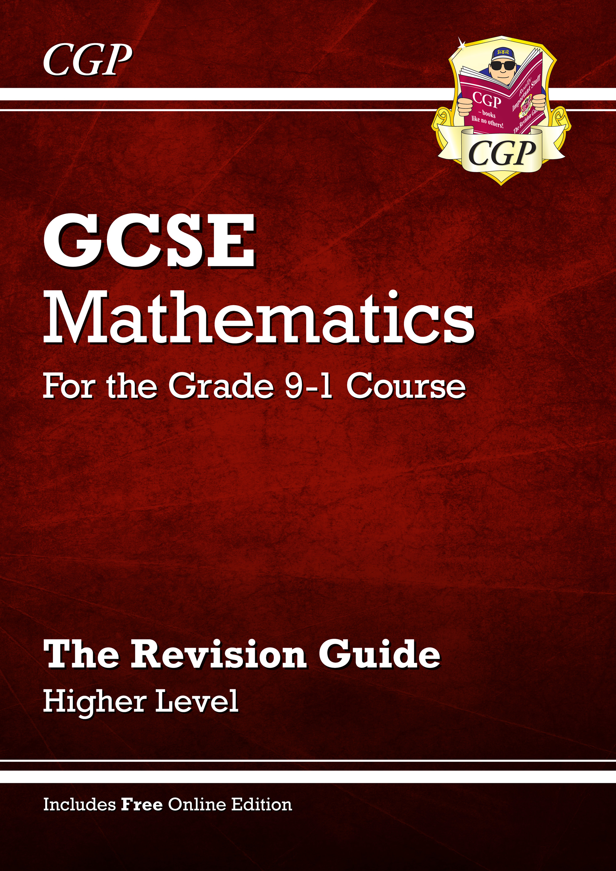 MHR47 - GCSE Maths Revision Guide: Higher - for the Grade 9-1 Course (with Online Edition)