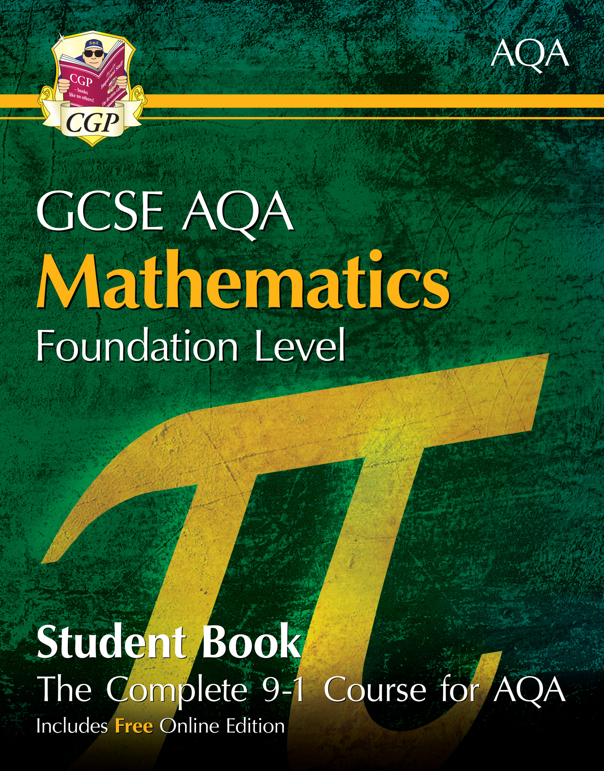 MQFT41 - Grade 9-1 GCSE Maths AQA Student Book - Foundation (with Online Edition)