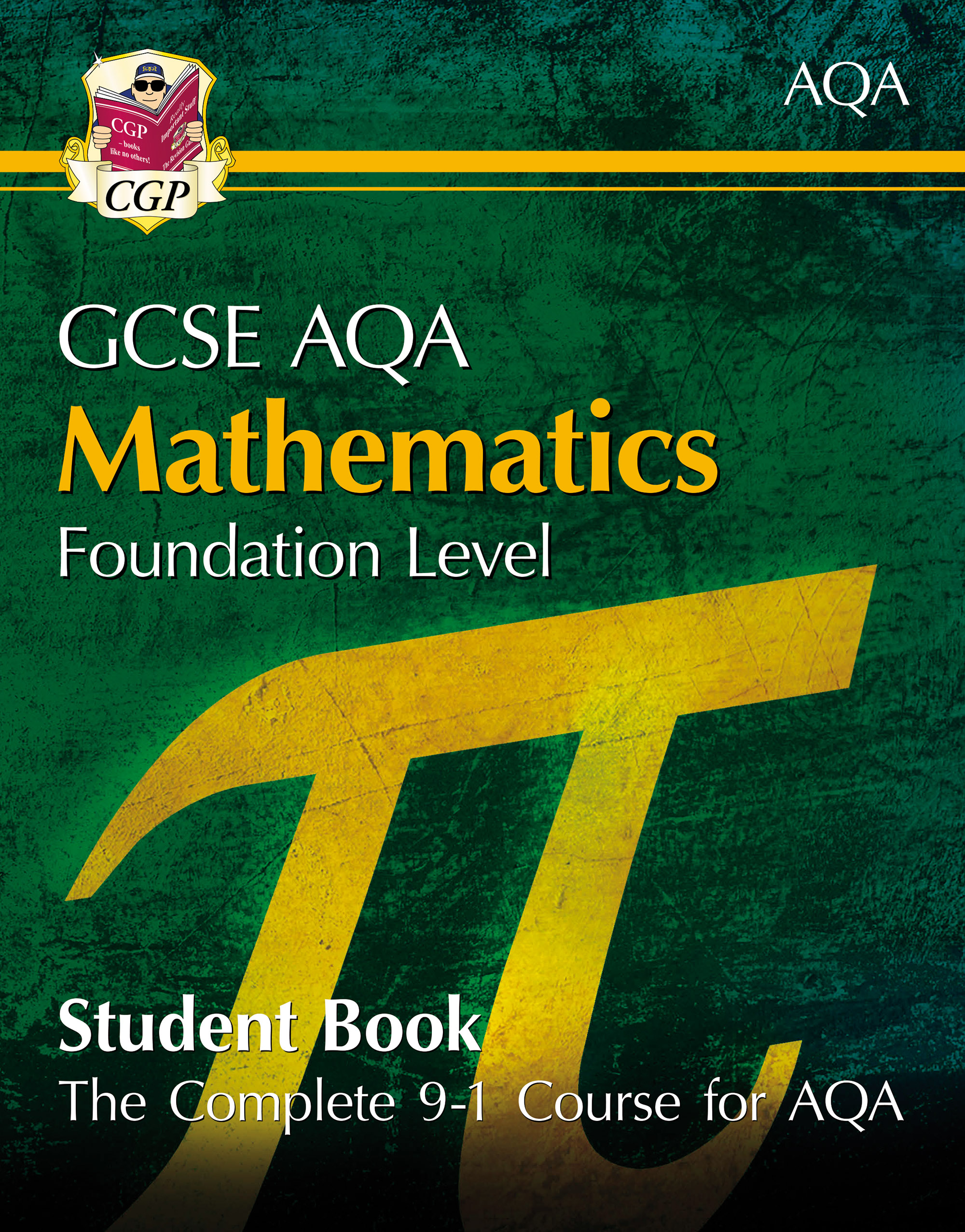 MQFT41DK - New Grade 9-1 GCSE Maths AQA Student Book - Foundation