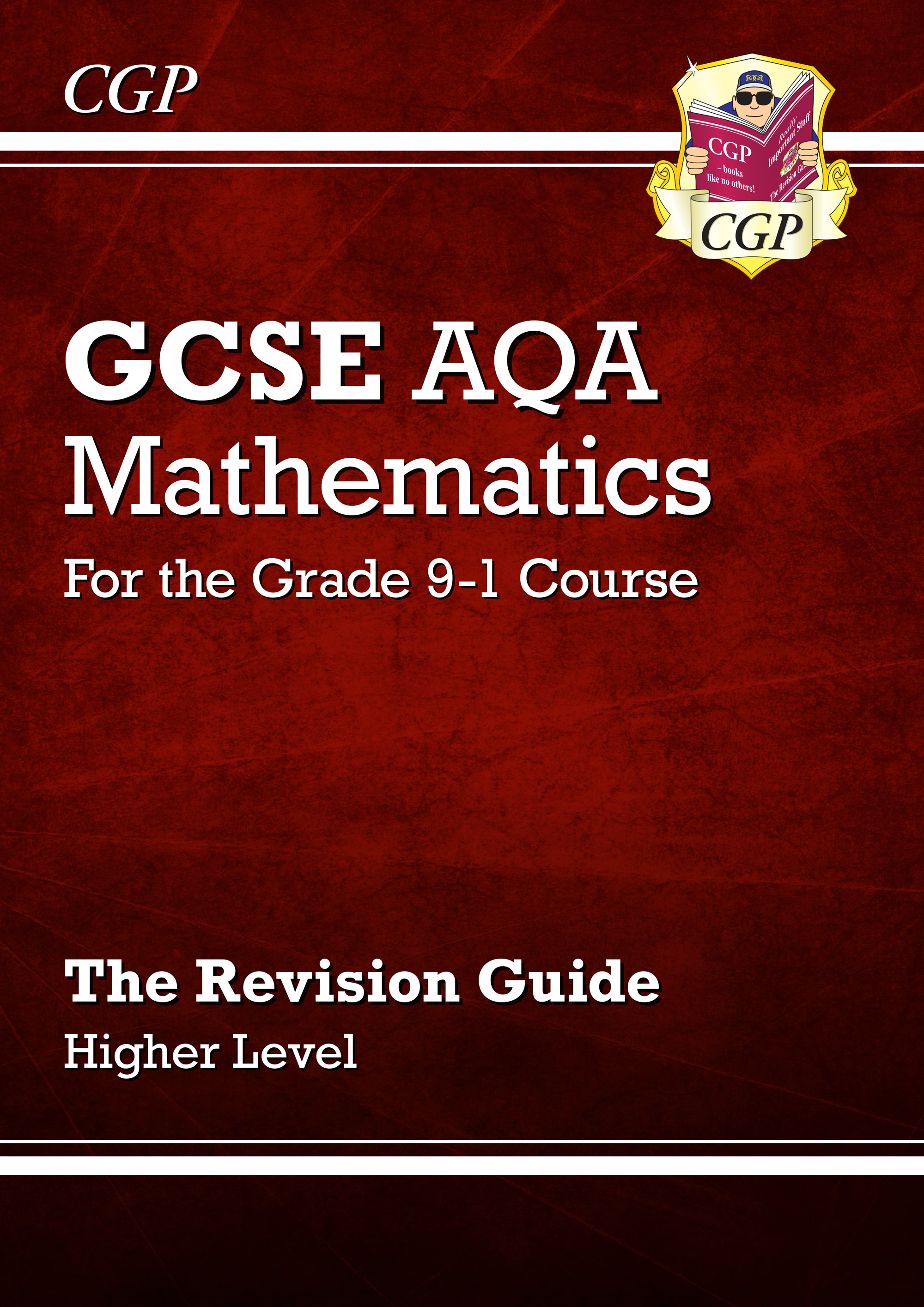 MQHR46D - GCSE Maths AQA Revision Guide: Higher - for the Grade 9-1 Course (Online Edition)