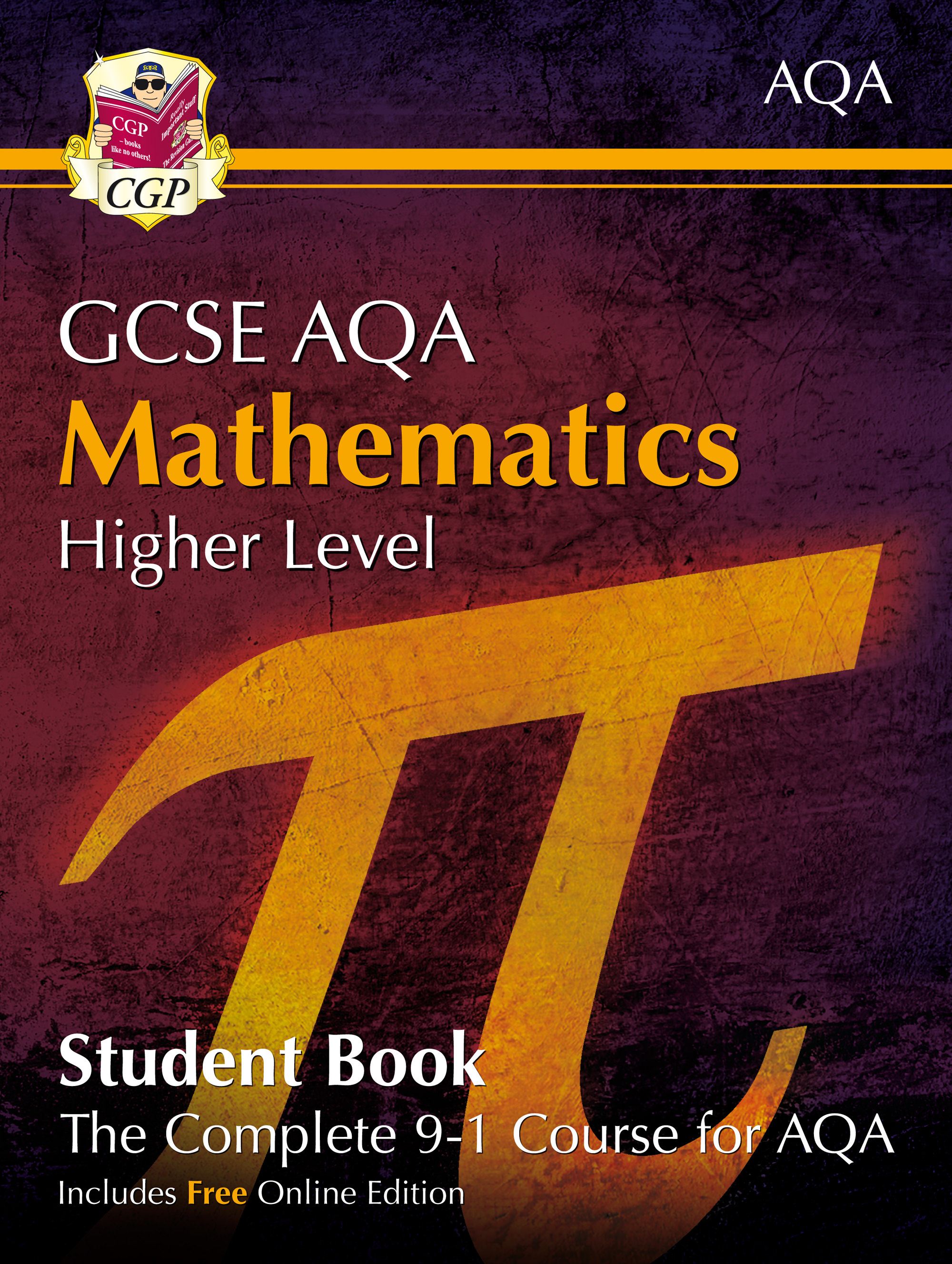 MQHT41 - New Grade 9-1 GCSE Maths AQA Student Book - Higher (with Online Edition)