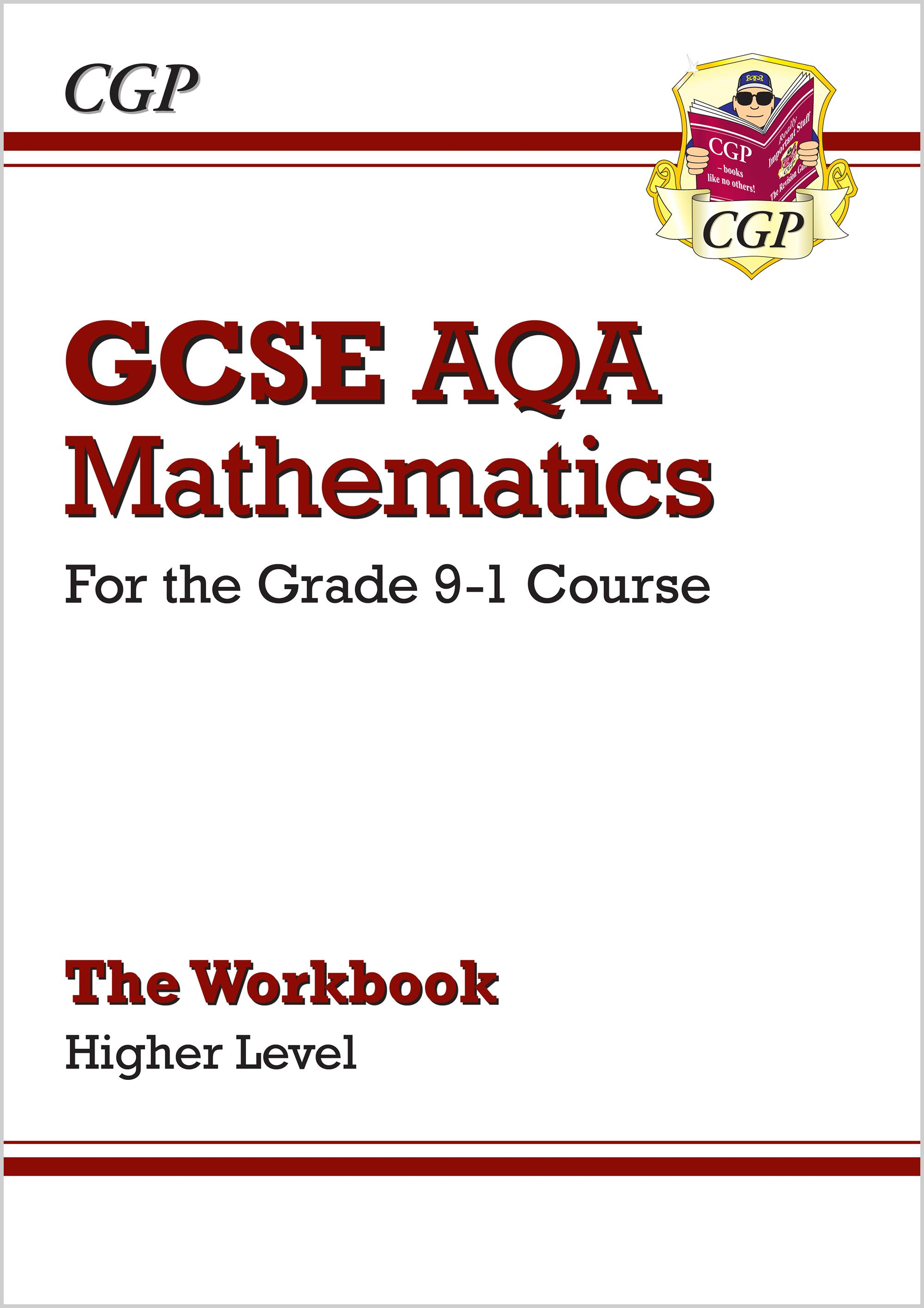 MQHW46 - GCSE Maths AQA Workbook: Higher - for the Grade 9-1 Course