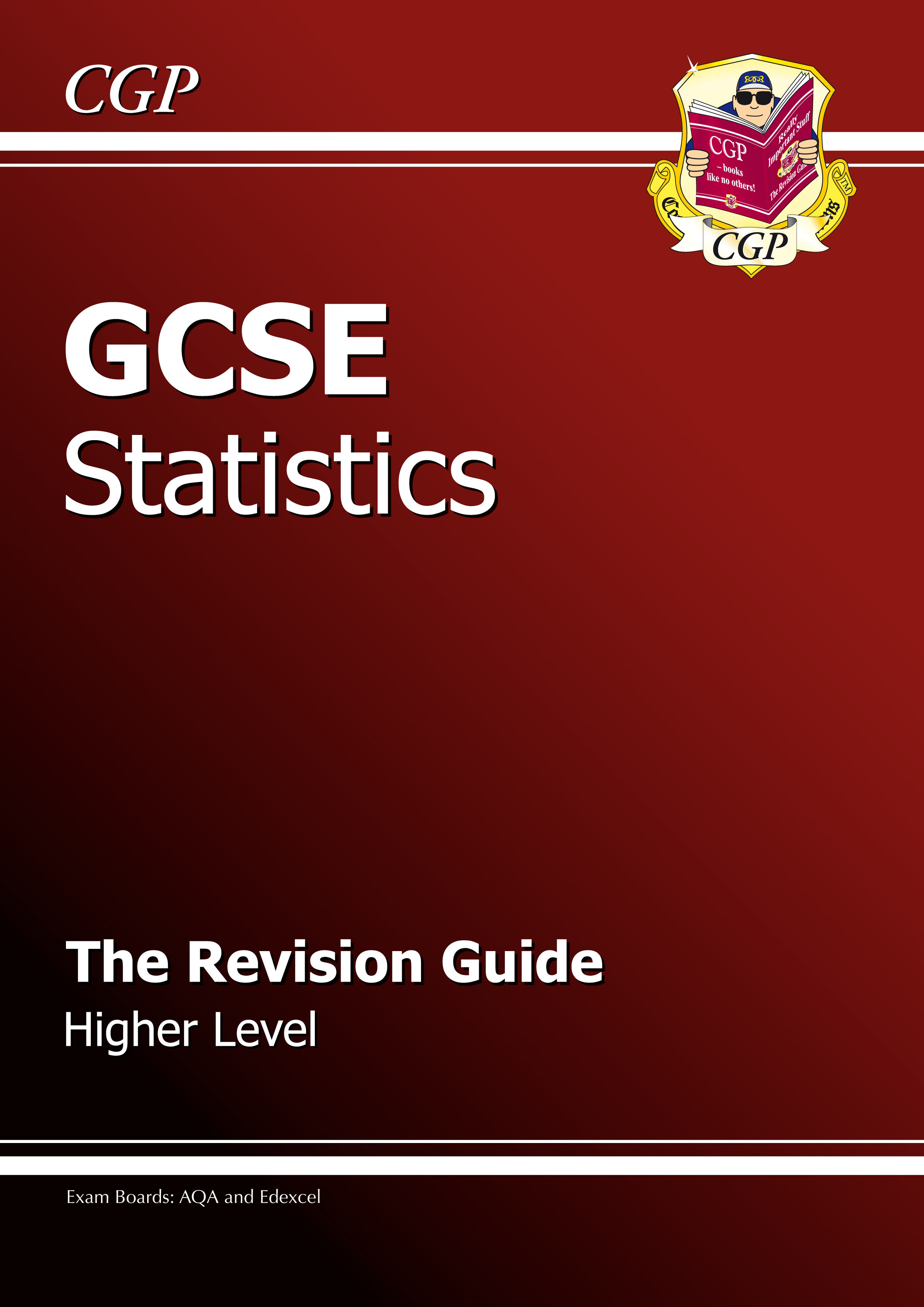 MSHR43DK - GCSE Statistics Revision Guide - Higher (A*-G course)