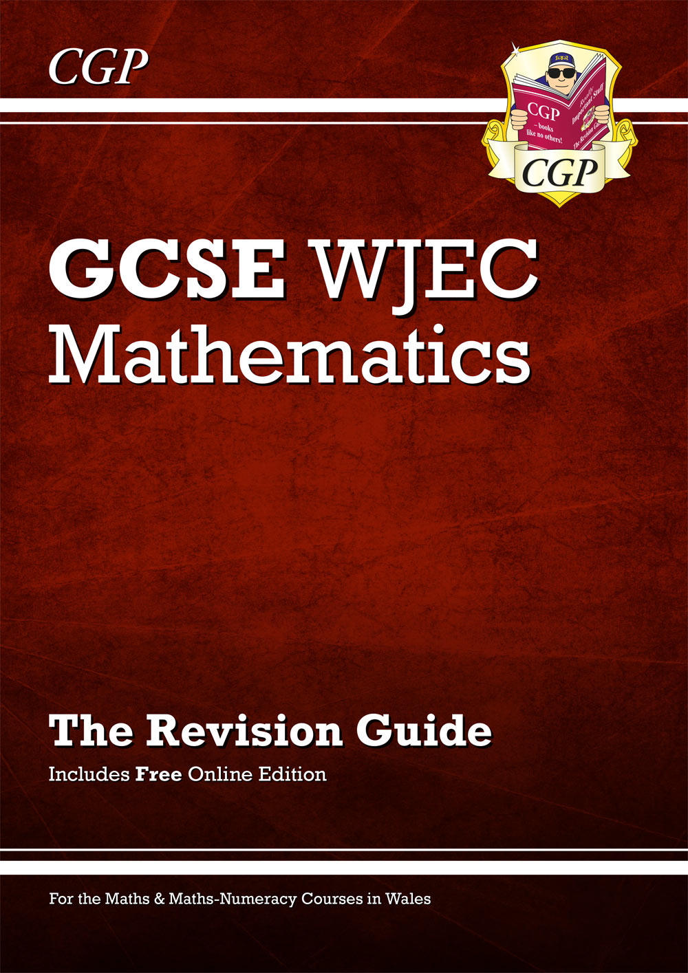 MWHR42 - New WJEC GCSE Maths Revision Guide (with Online Edition)
