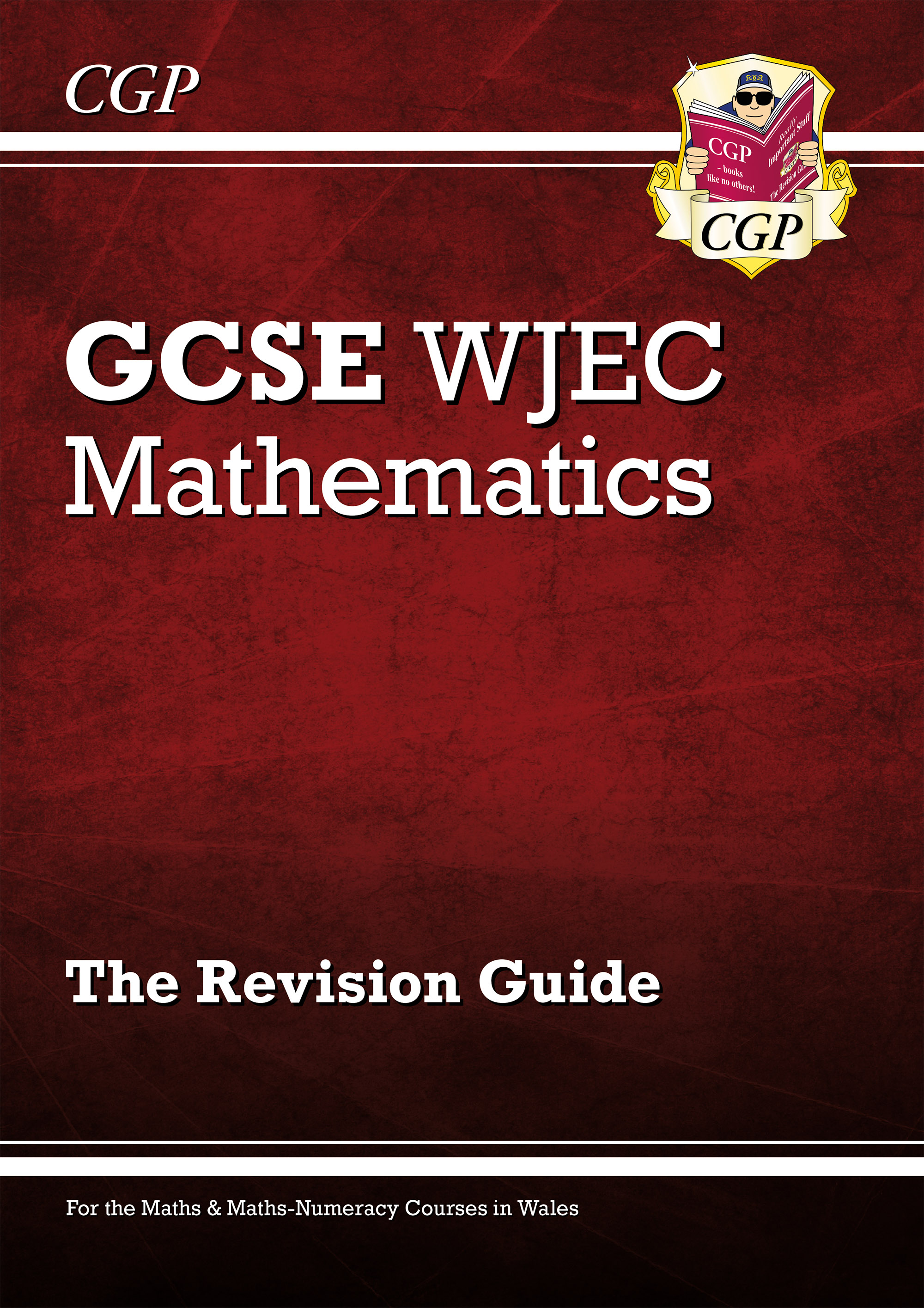 MWHR42DK - New GCSE Maths WJEC (Wales) Revision Guide