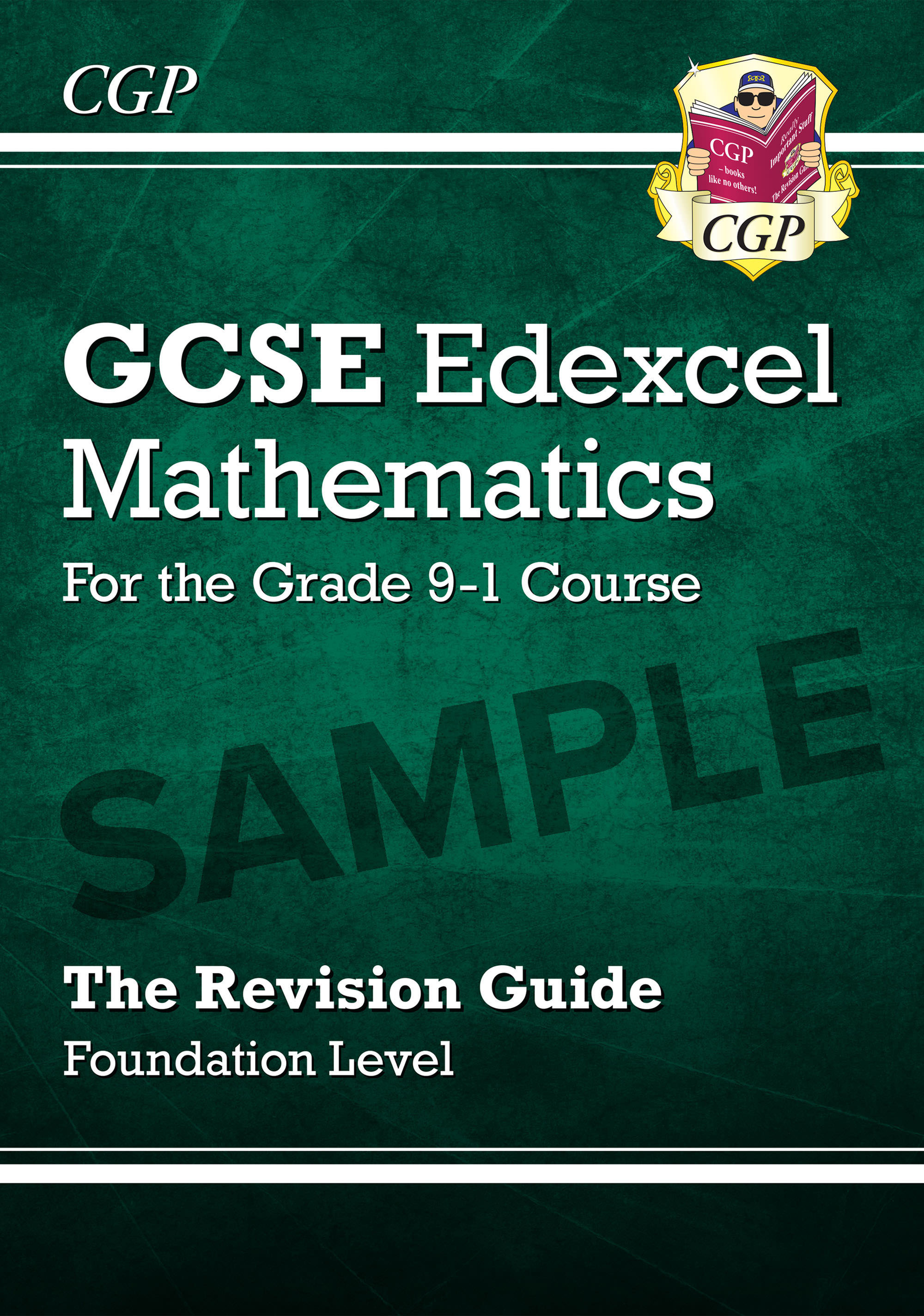 MXFR46DD - GCSE Maths Edexcel Revision Guide: Foundation - for the Grade 9-1 Course (with Online Edition)