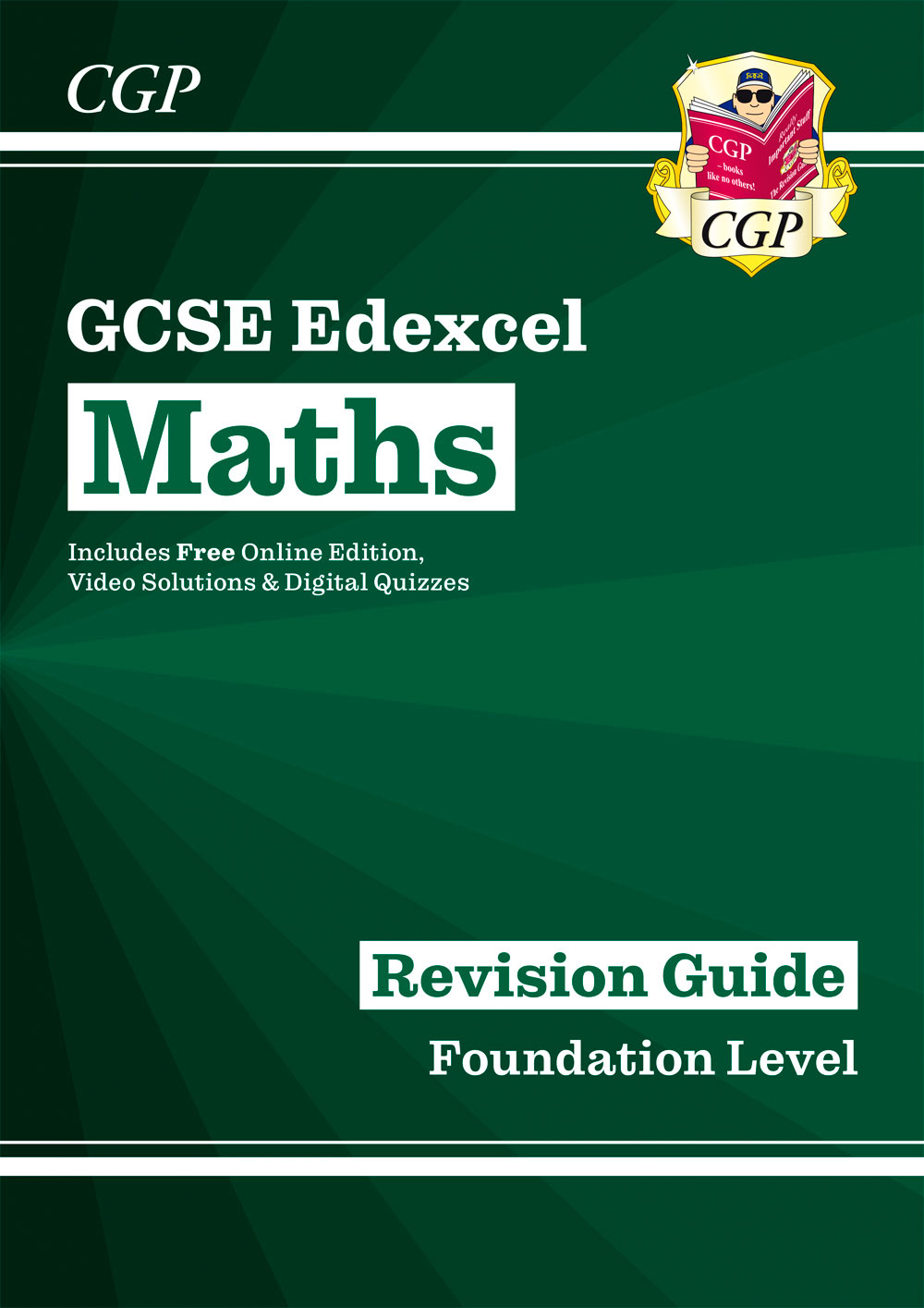 MXFR47 - New 2021 GCSE Maths Edexcel Revision Guide: Foundation inc Online Edition, Videos & Quizzes