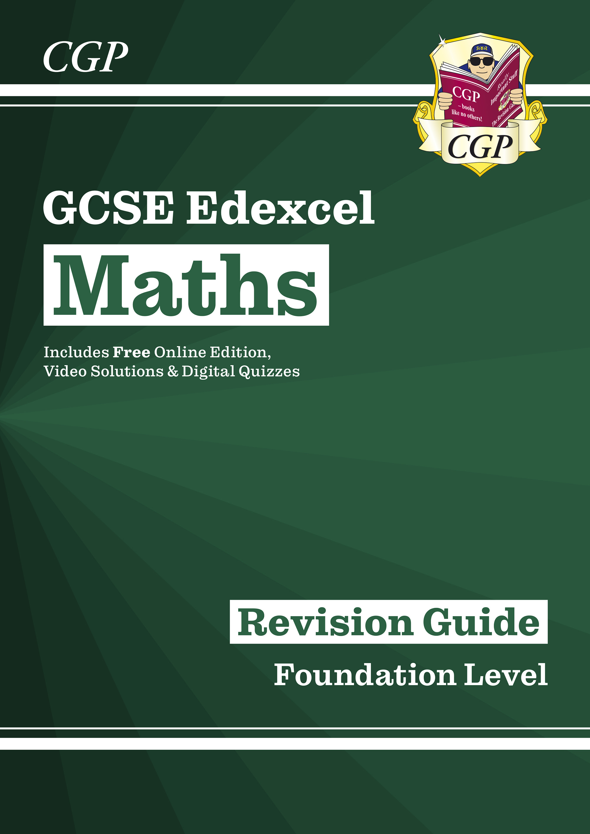 MXFR47D - New 2021 GCSE Edexcel AQA Revision Guide: Foundation Online Edition inc Videos & Quizzes
