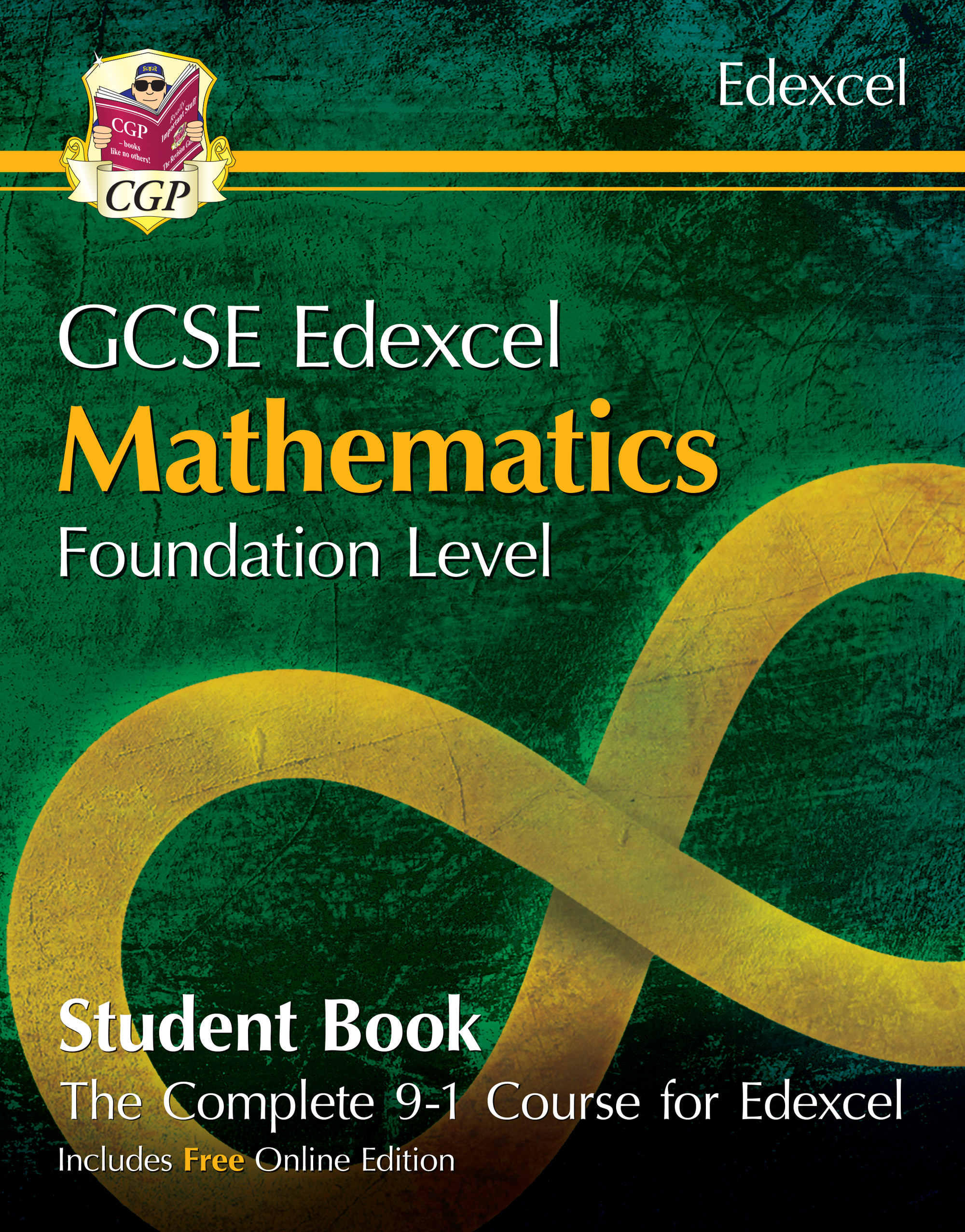 MXFT41 - Grade 9-1 GCSE Maths Edexcel Student Book - Foundation (with Online Edition)