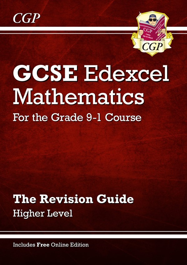 GCSE Maths Edexcel Revision Guide: Higher - for the Grade 9